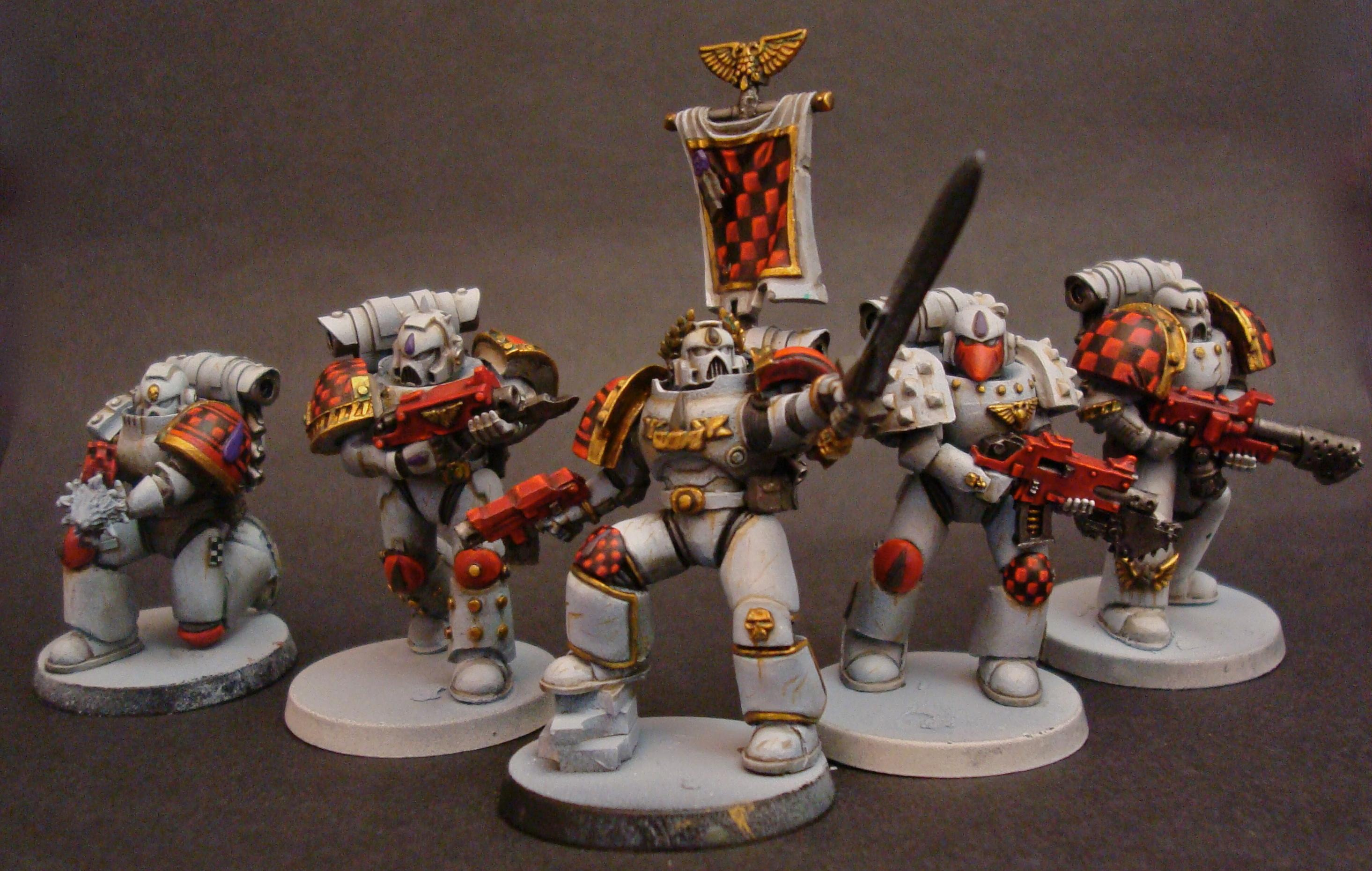 Space Marines, Space Wolves, True-scale