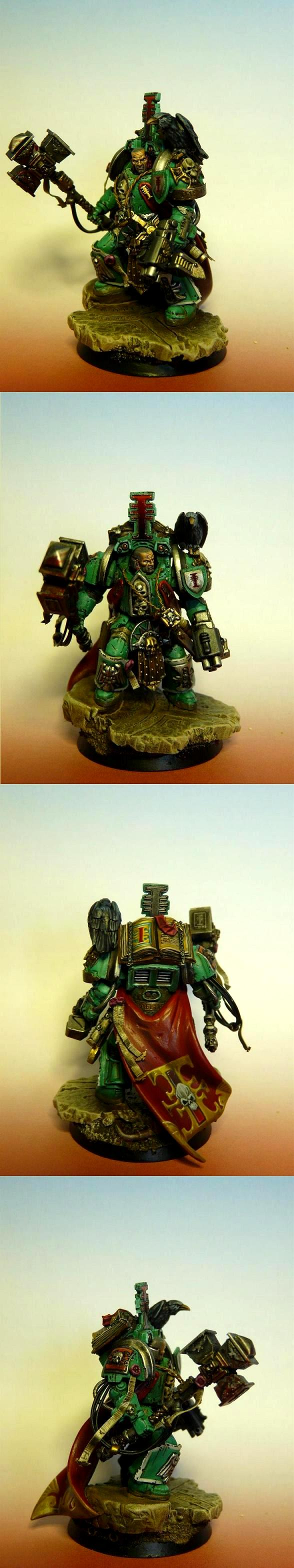 Inquisition, Inquisitor, Ordo Malleus, Terminator Armor, Warhammer 40,000