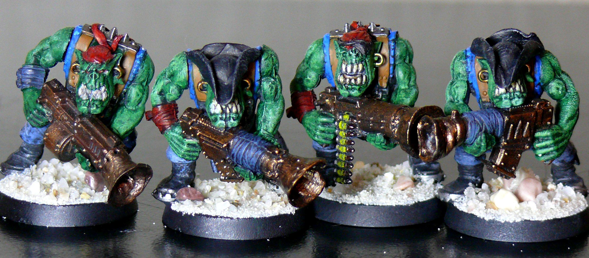 Freebooter, Orks, Pirate, Shoota