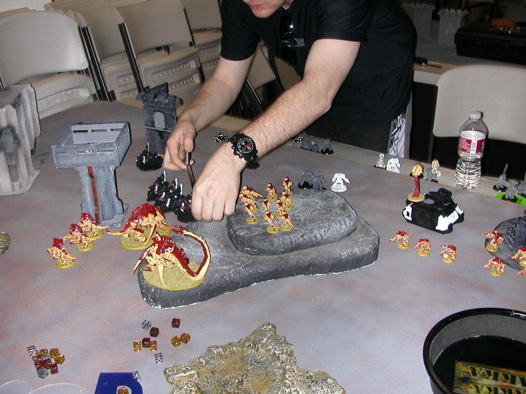 Battle Report, Tyranids
