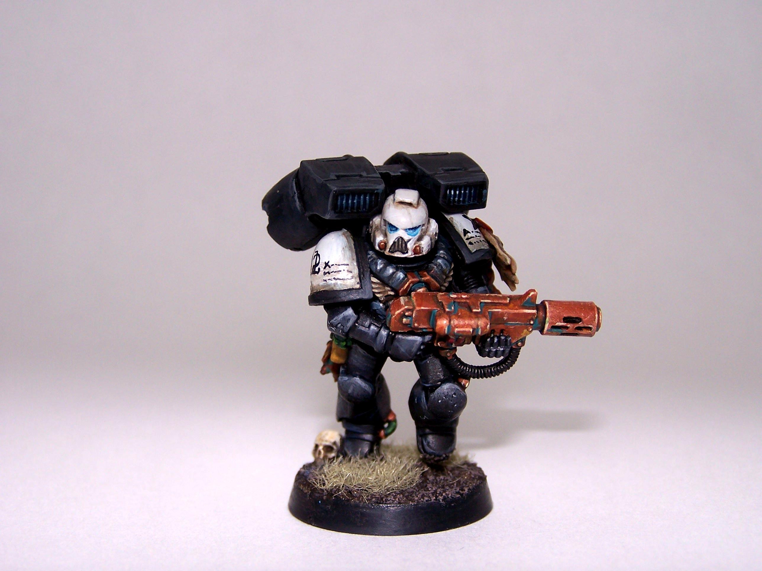 Black Templars, Meltagun, Space Marines