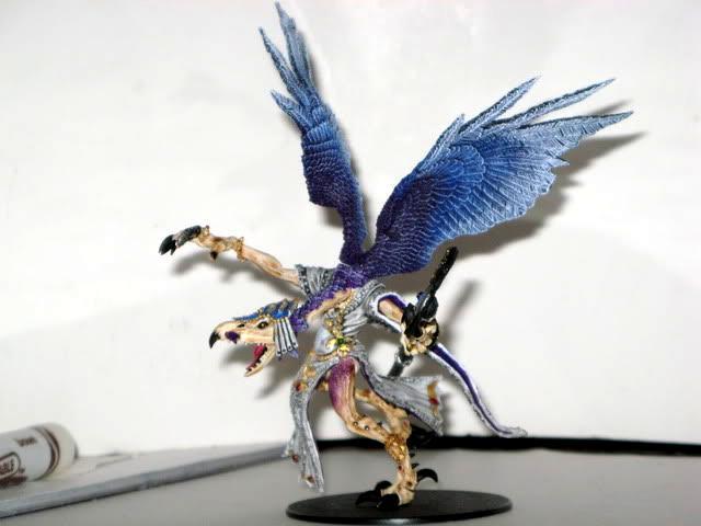 Daemons, Lord Of Change, Tzeentch, Warhammer 40,000, Warhammer Fantasy