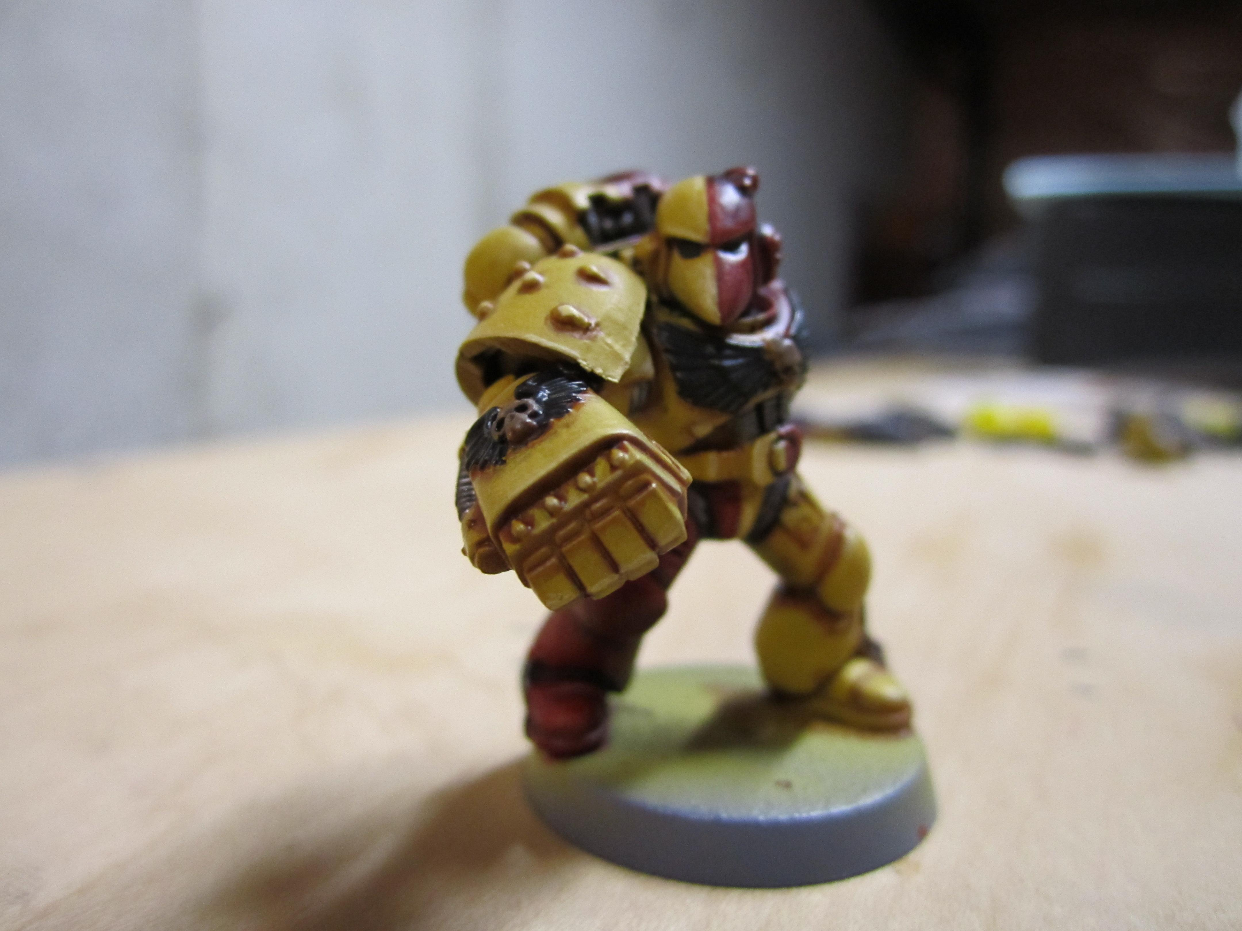 Howling Griffins, Space Marines