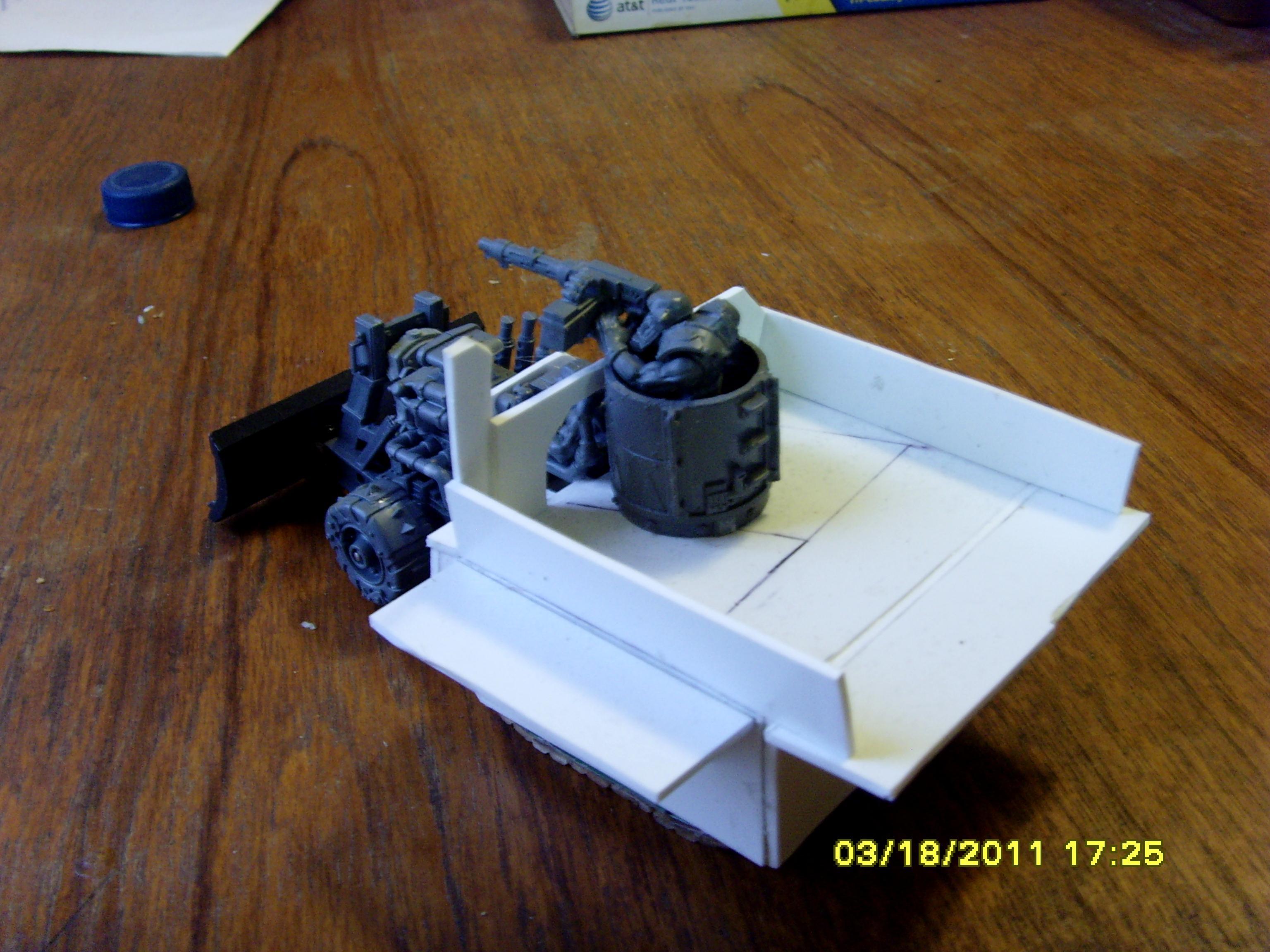 Army, Orks, Scratch Build, Warhammer 40,000