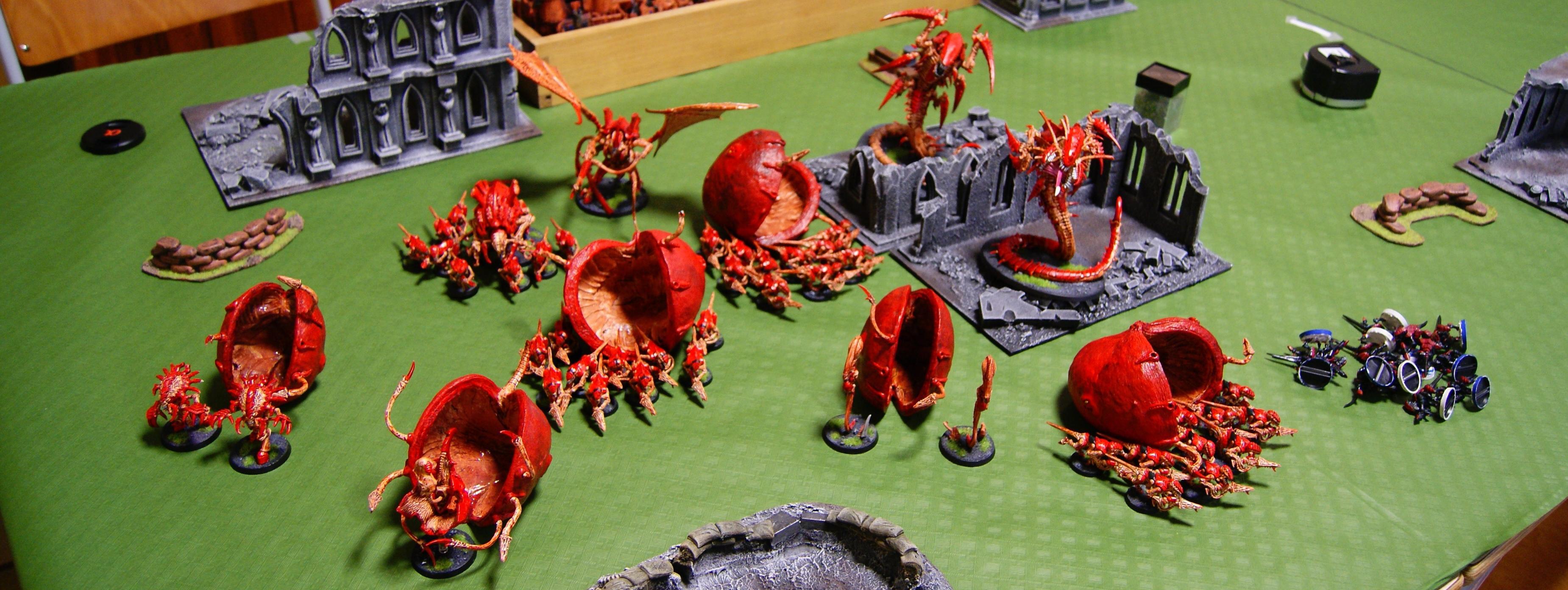 Team Championships 2011, Warhammer 40,000