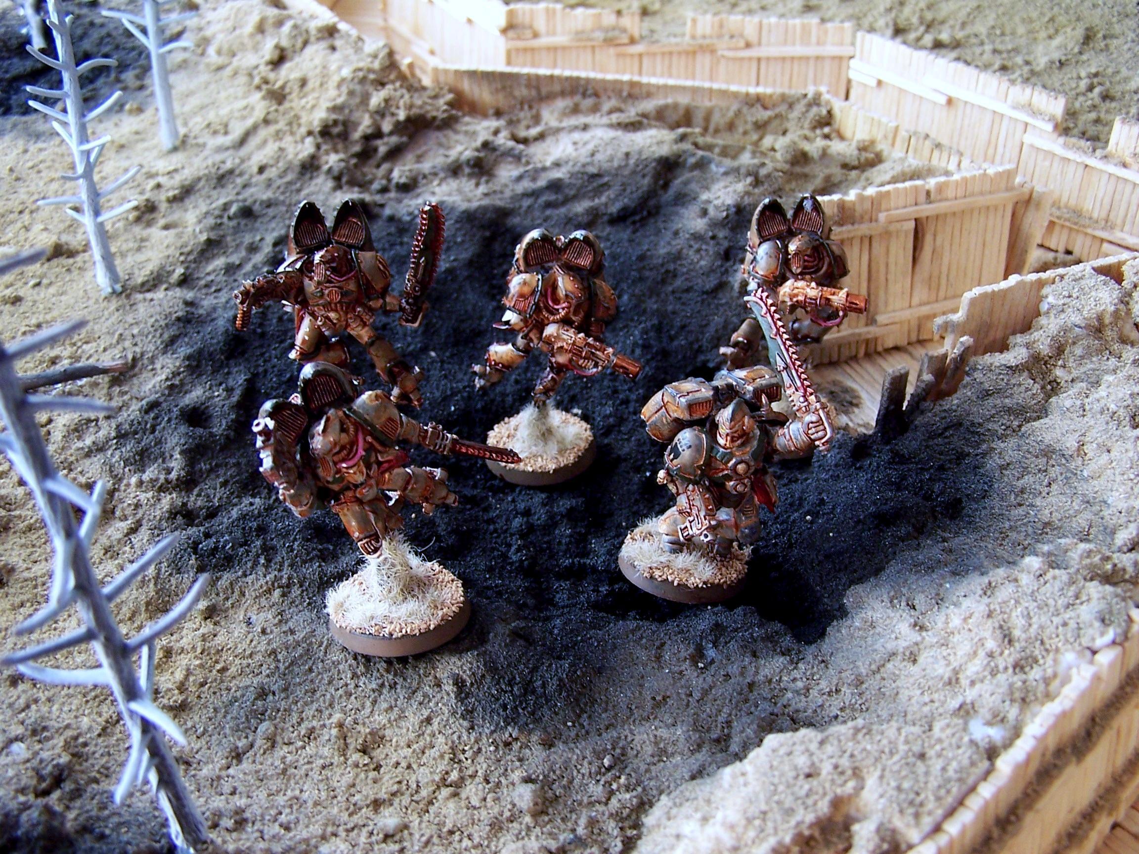 Black Hand, Chaos Space Marines, Raptors, Silvermk2