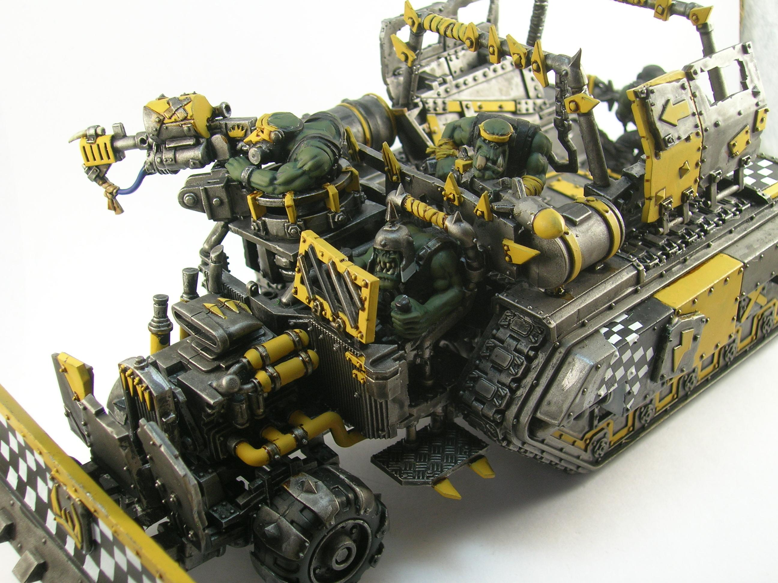 Bad Moons, Looted Wagon, Orks, Warhammer 40,000