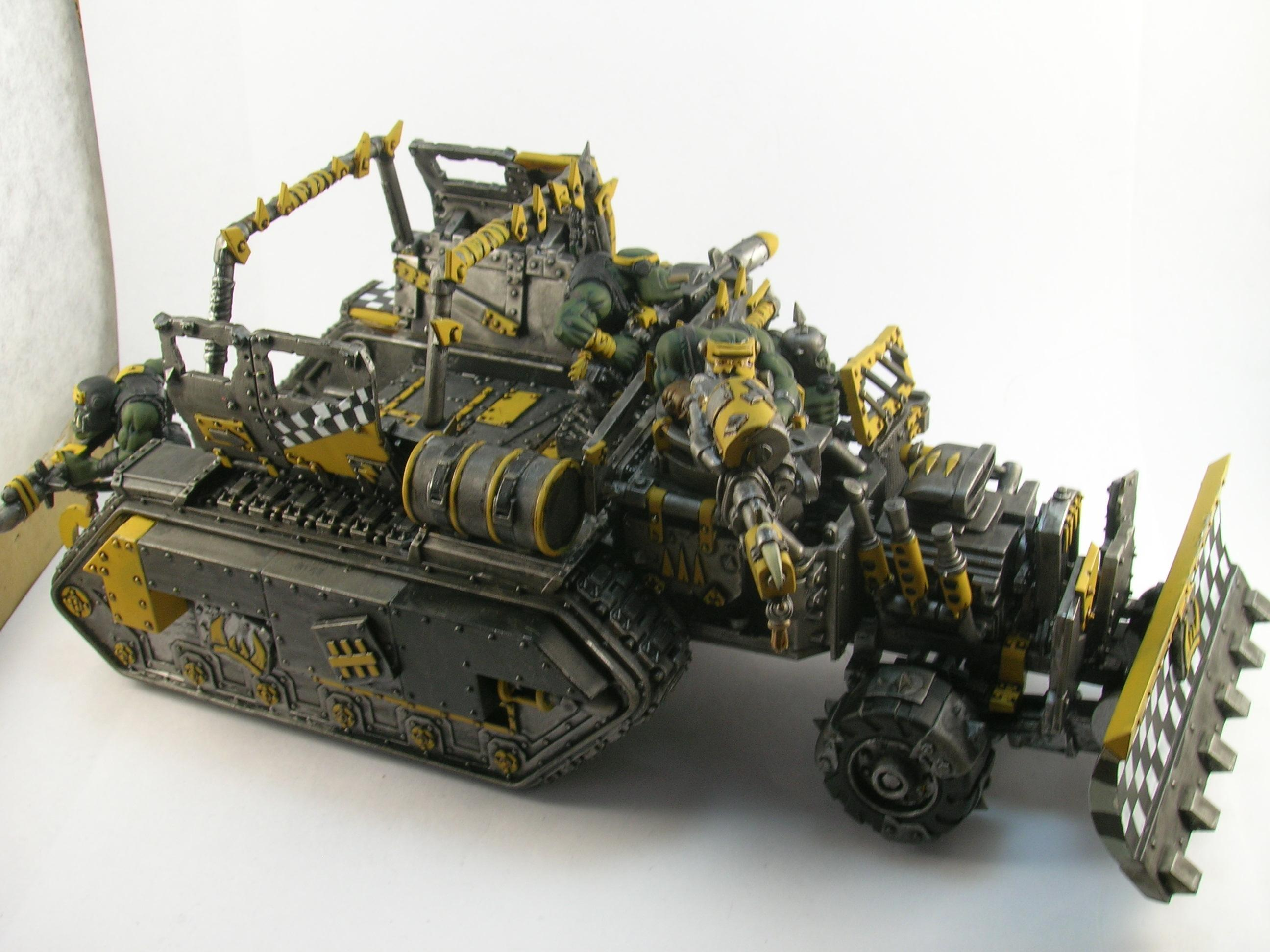 Bad Moons, Looted Wagon, Orks, Warhammer 40,000