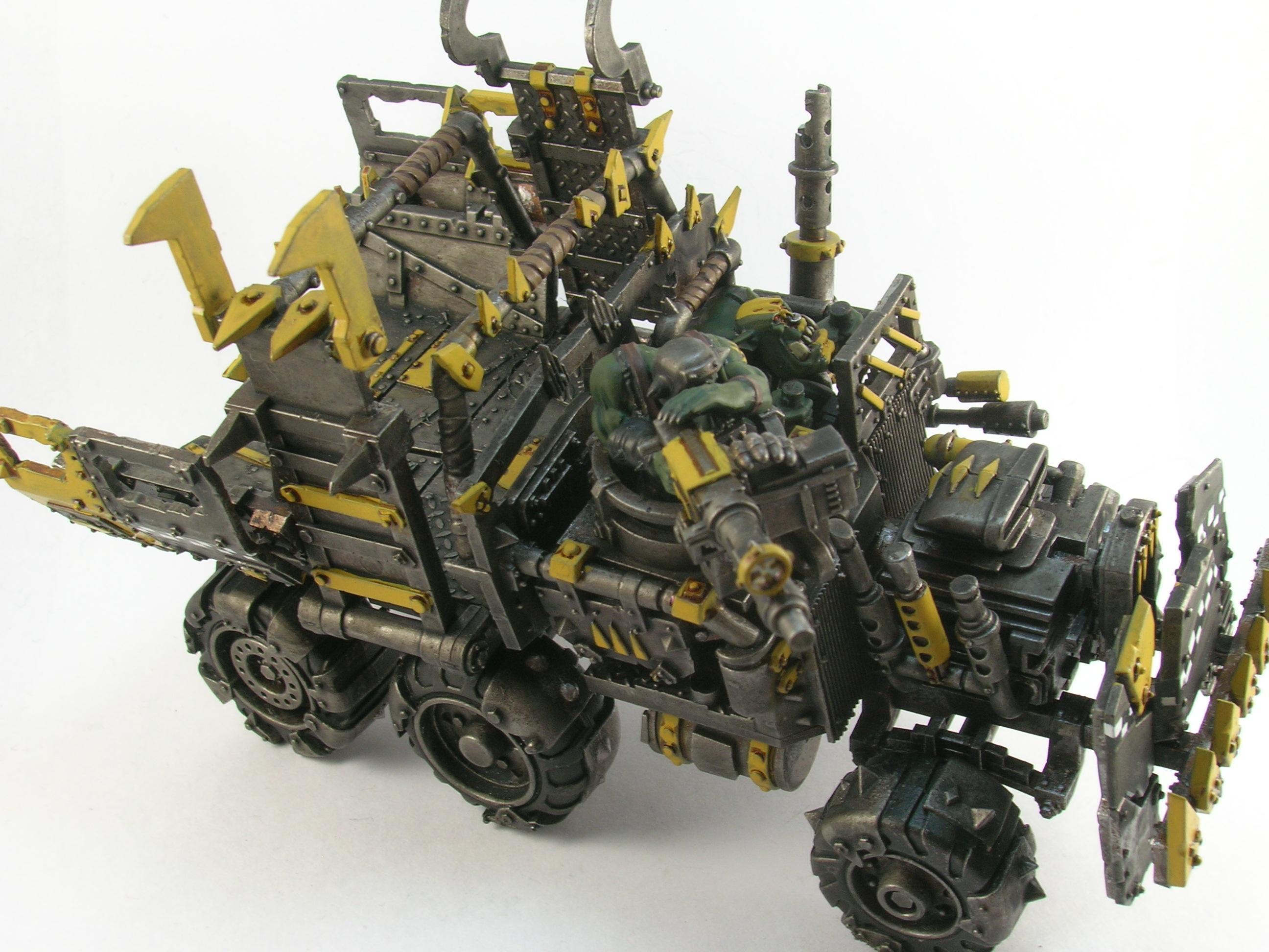 Bad Moons, Orks, Trukk, Warhammer 40,000