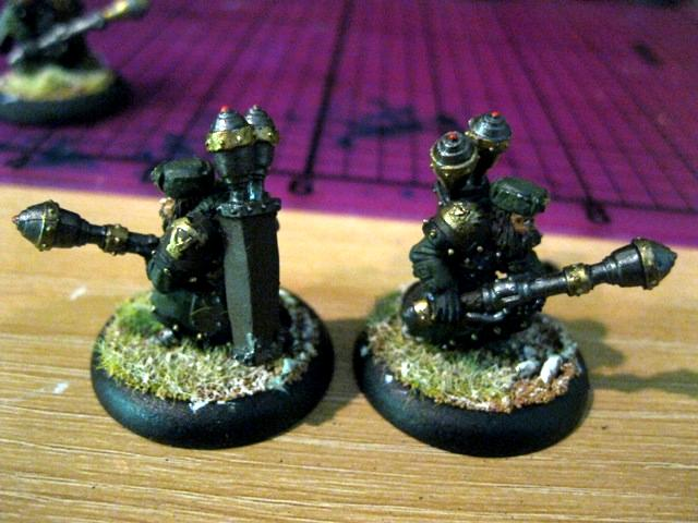 Khador, Unit, Warmachine, Winter Guard
