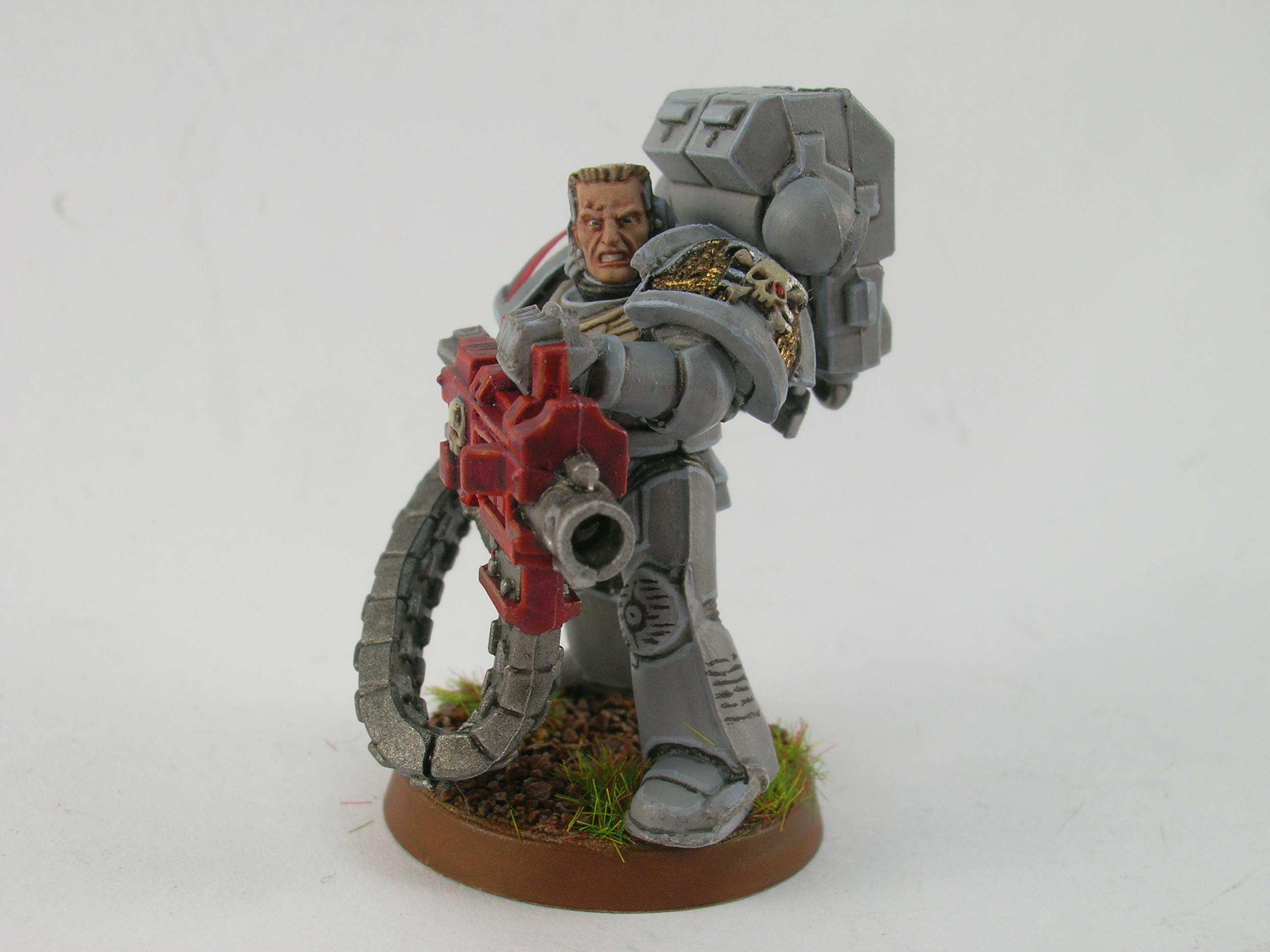 Painted Around 2009 To Current, Space Marines