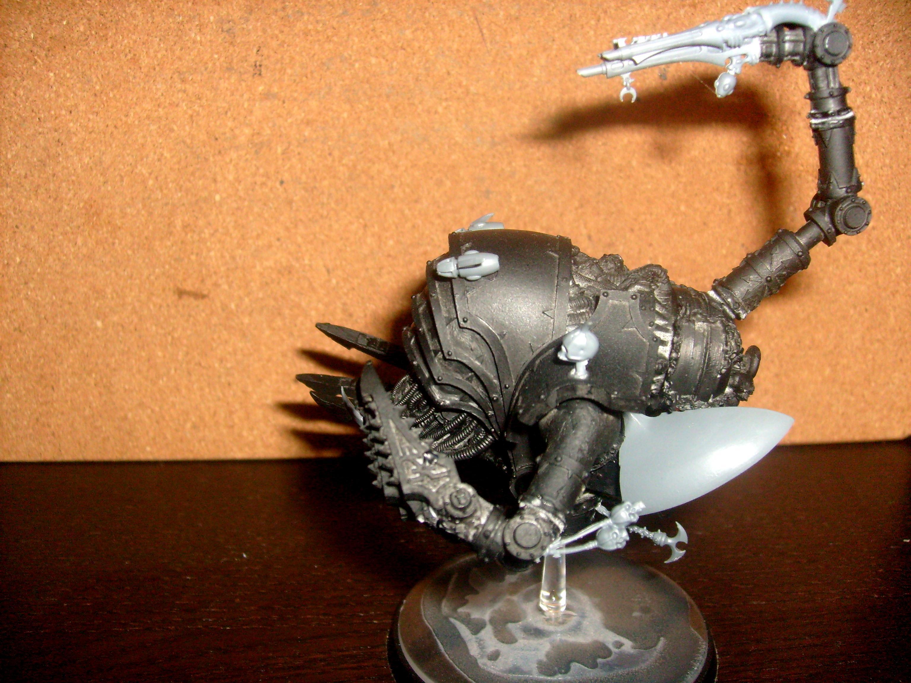 De, Pain Engine, Talos