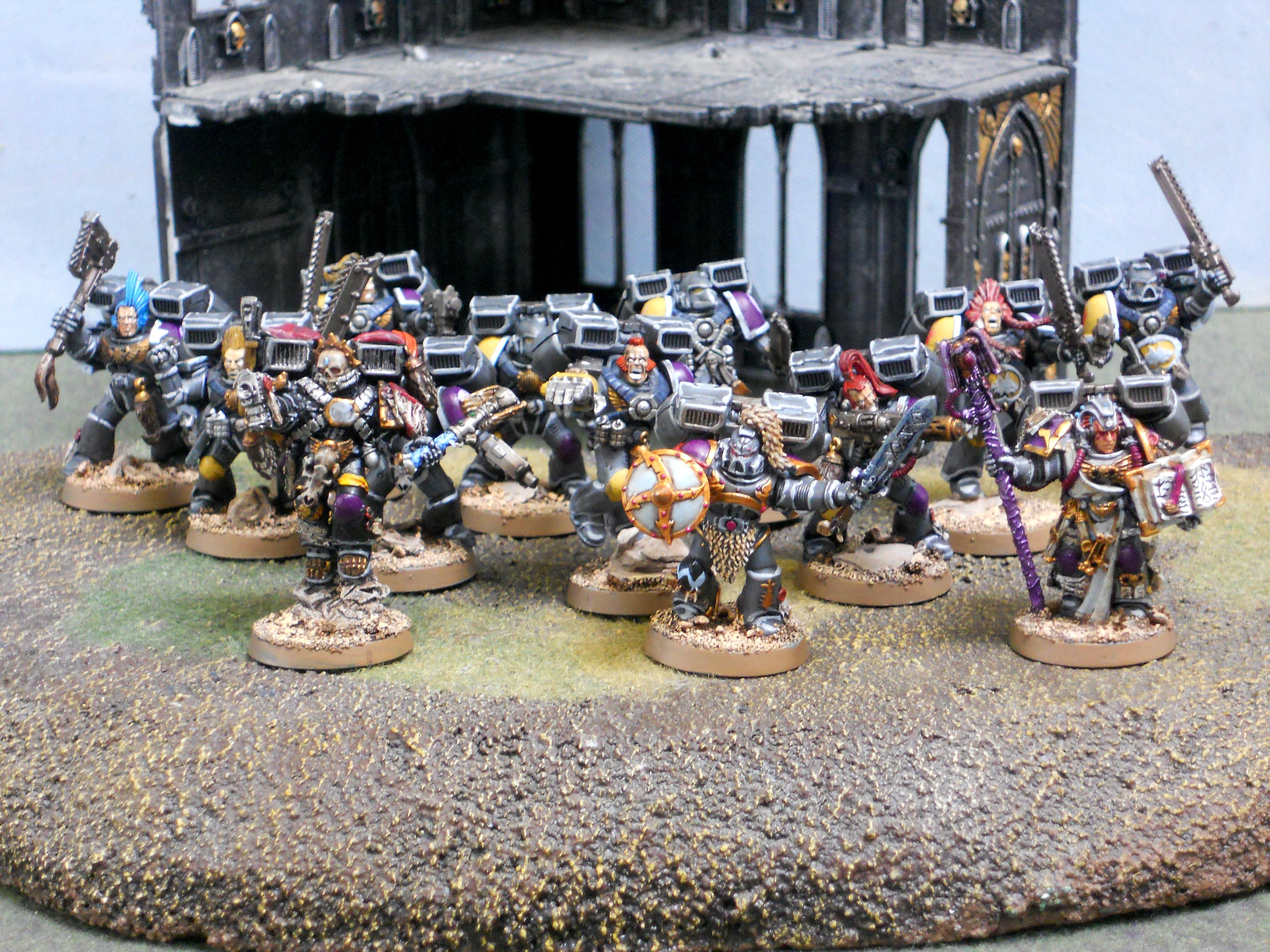 Lemartes, Pre-heresy, Rune Priest, Skyclaws, Space Wolves, Wolf Lord, Wolf Priest