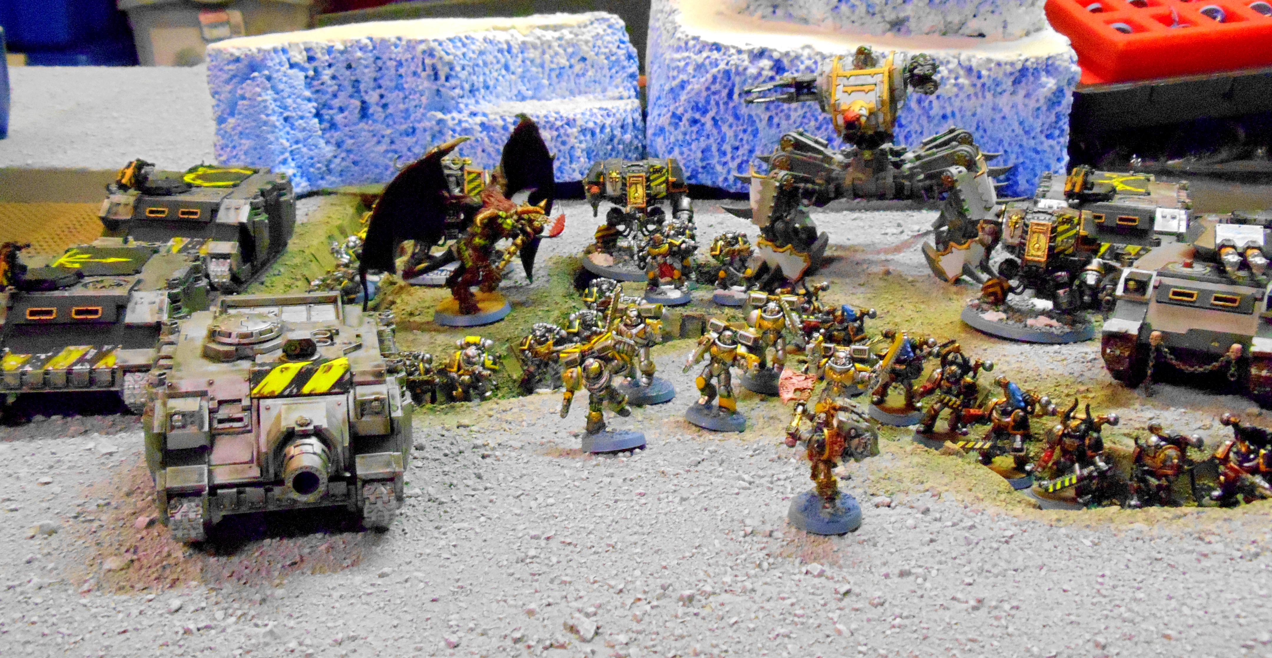 2k tournament army?