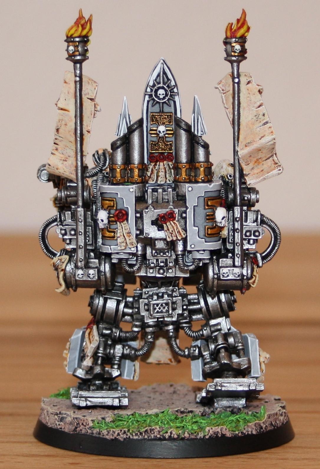 Dreadnought, Inquisition, Karamazov
