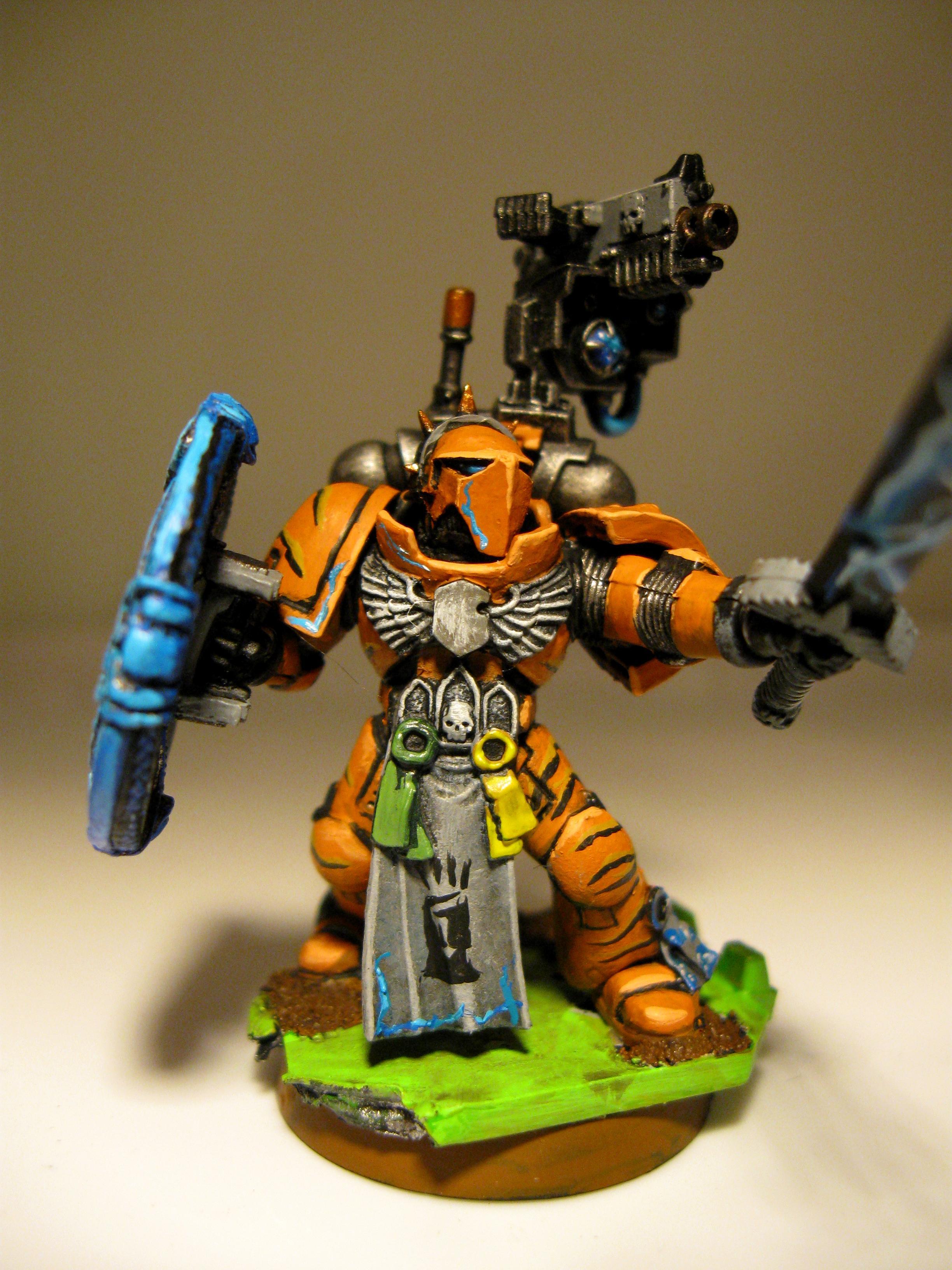 Astral Claws, Badab War, Corien Sumatris, Space Marines, Tiger Claws, Warhammer 40,000