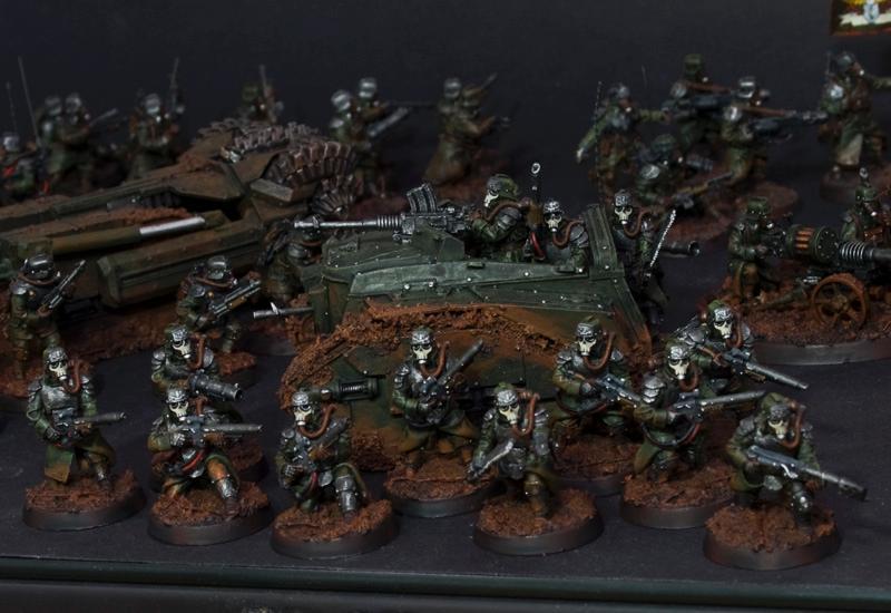 Imperial Guard, Troops, Warhammer 40,000