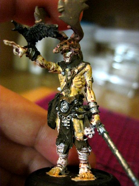 Age Of Sigmar, Circle Of Orboros, Hordes, Lord Of The Feast, Solo, Warhammer Fantasy