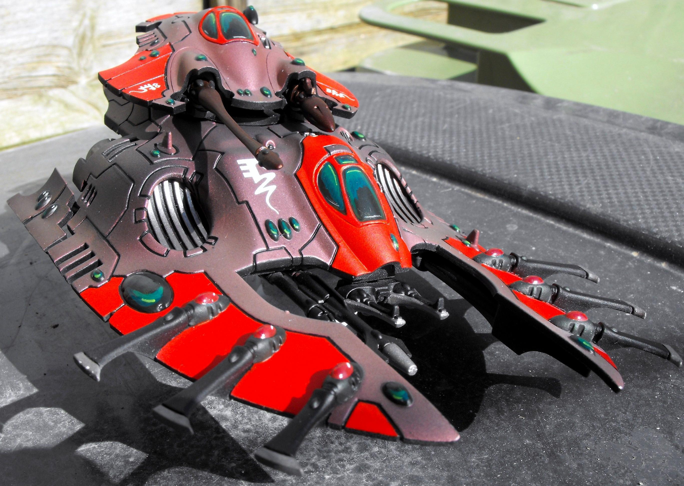 Eldar, Saim-hann, Skimmers, Warhammer 40,000