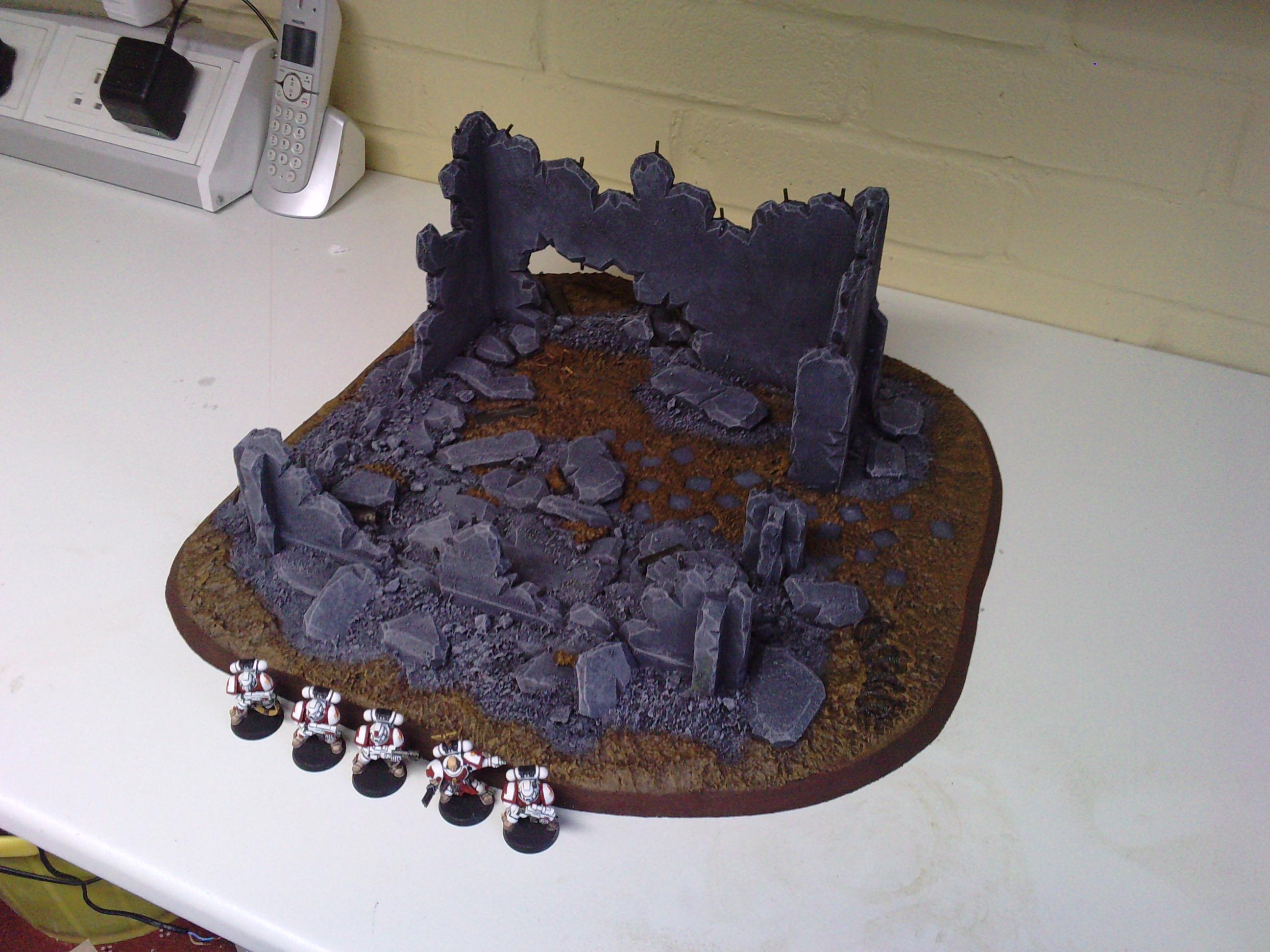 Ruined Building, Terrain, Warhammer 40,000