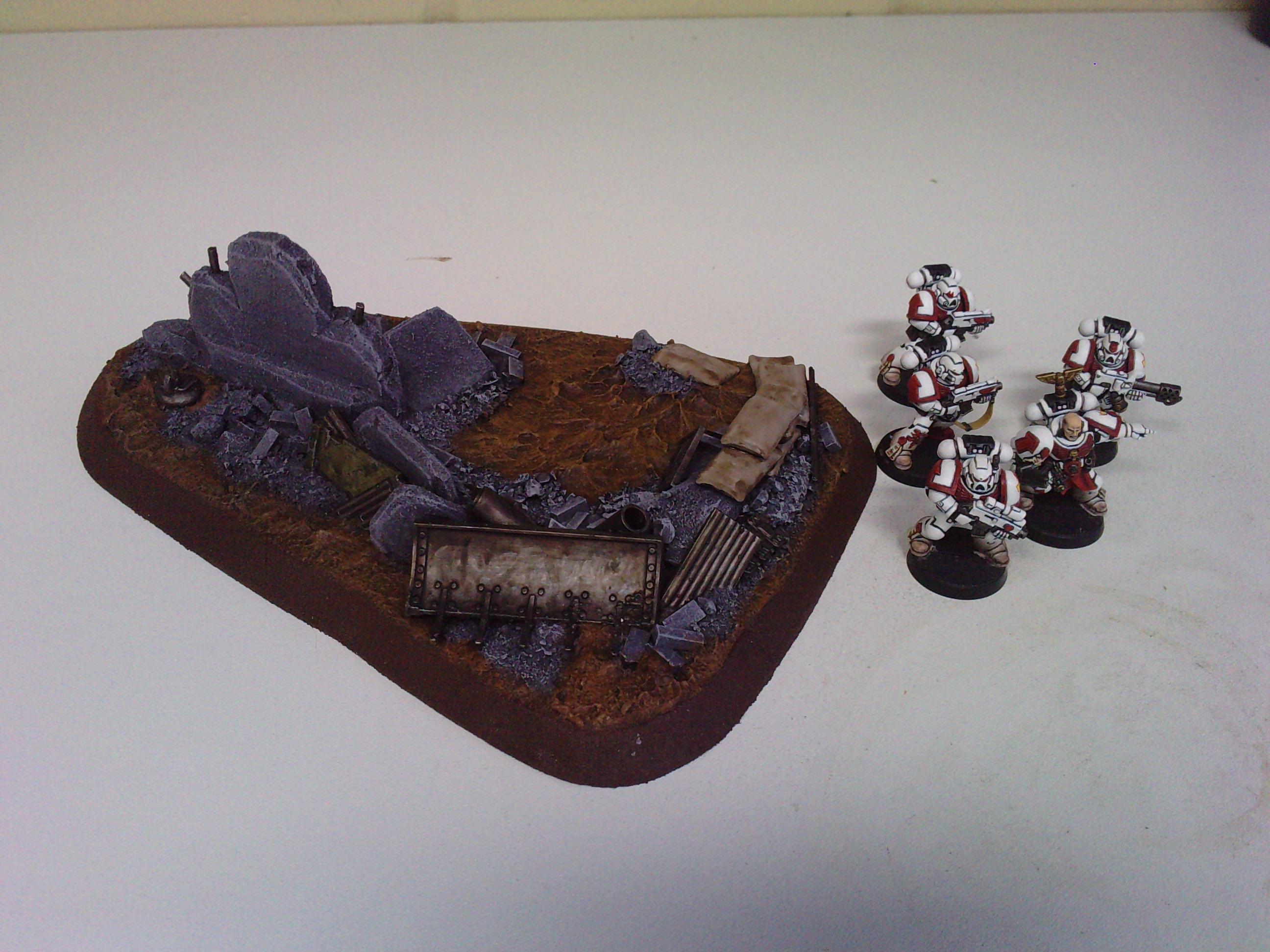 Terrain, Warhammer 40,000