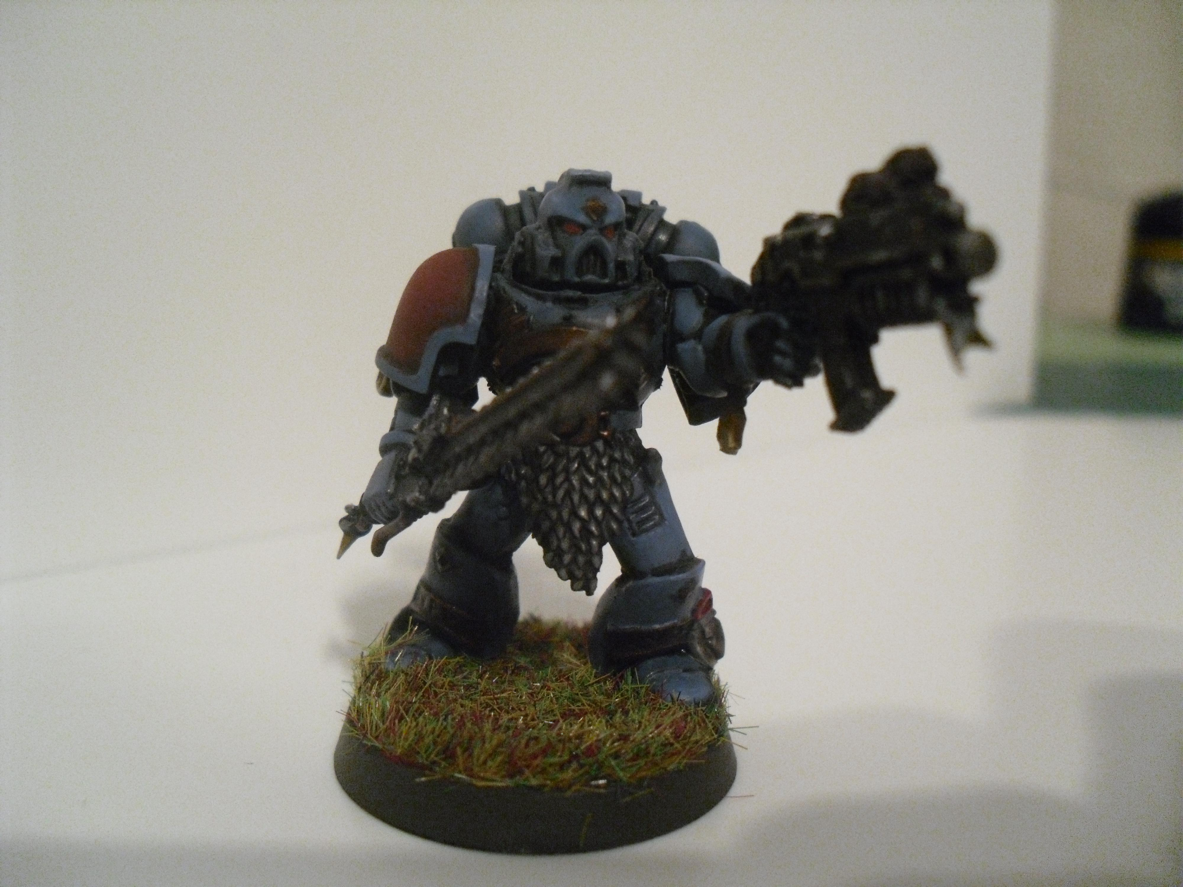 Grey Hunter, Space Wolves, Warhammer 40,000