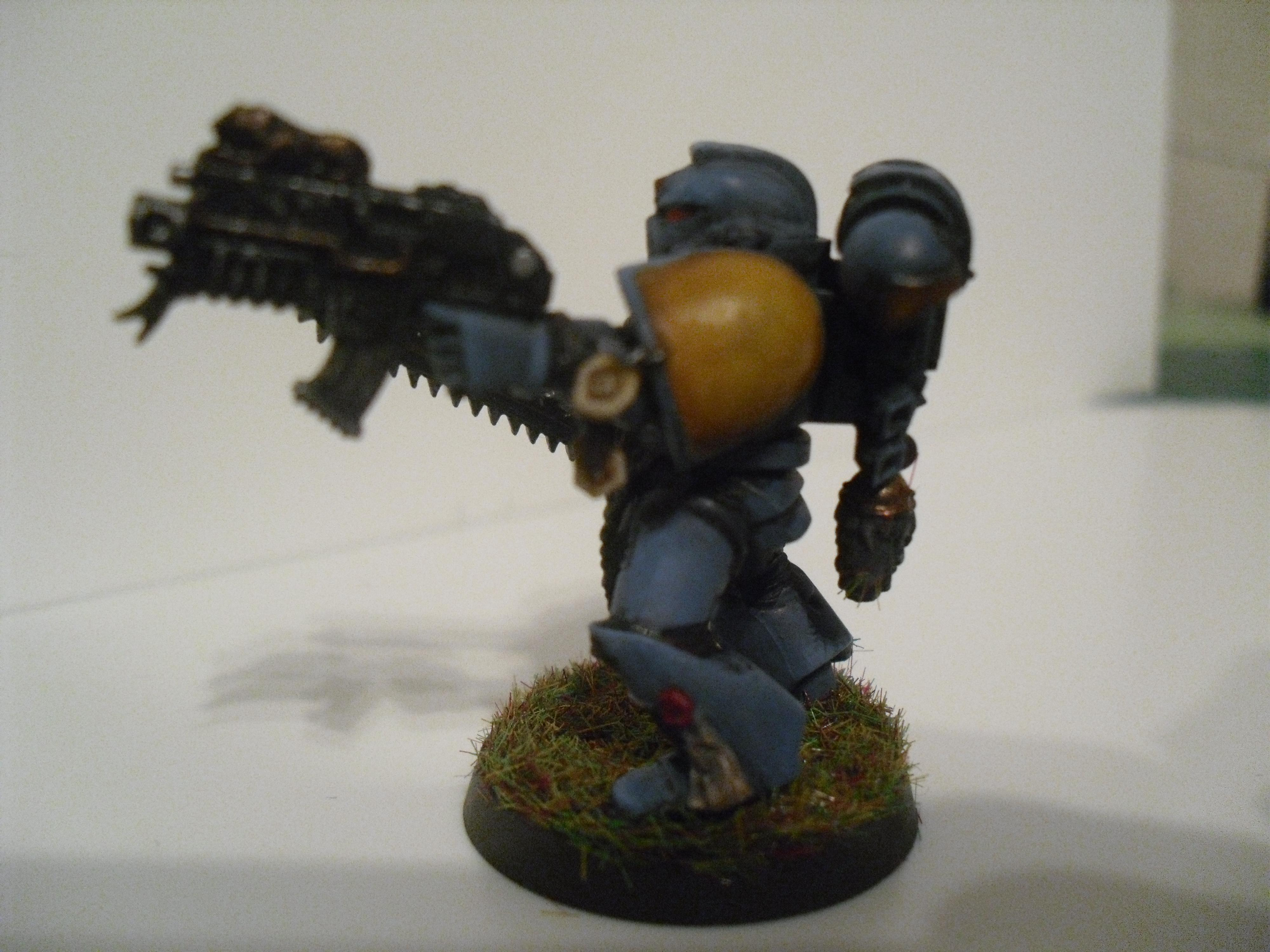 Grey Hunter, Space Wolves, Warhammer 40,000