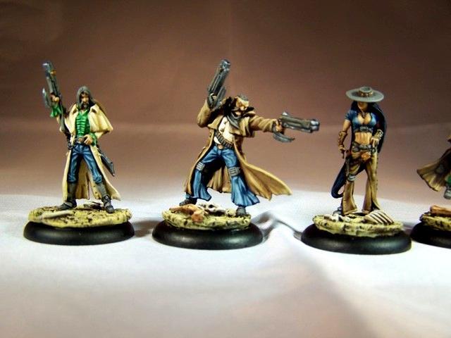 Guild, Malifaux, Ortega, Perdita, Wyrd