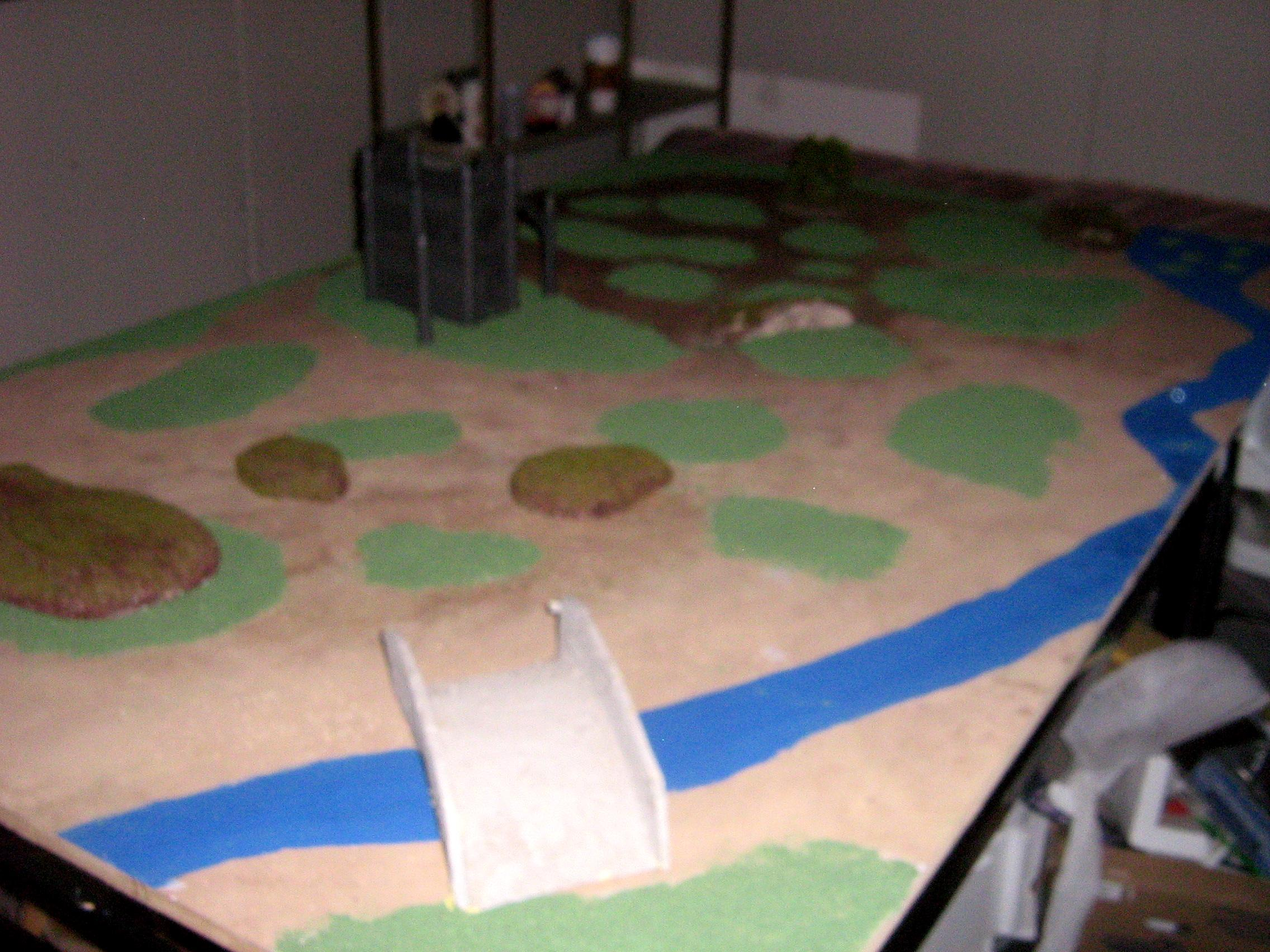 New gaming table