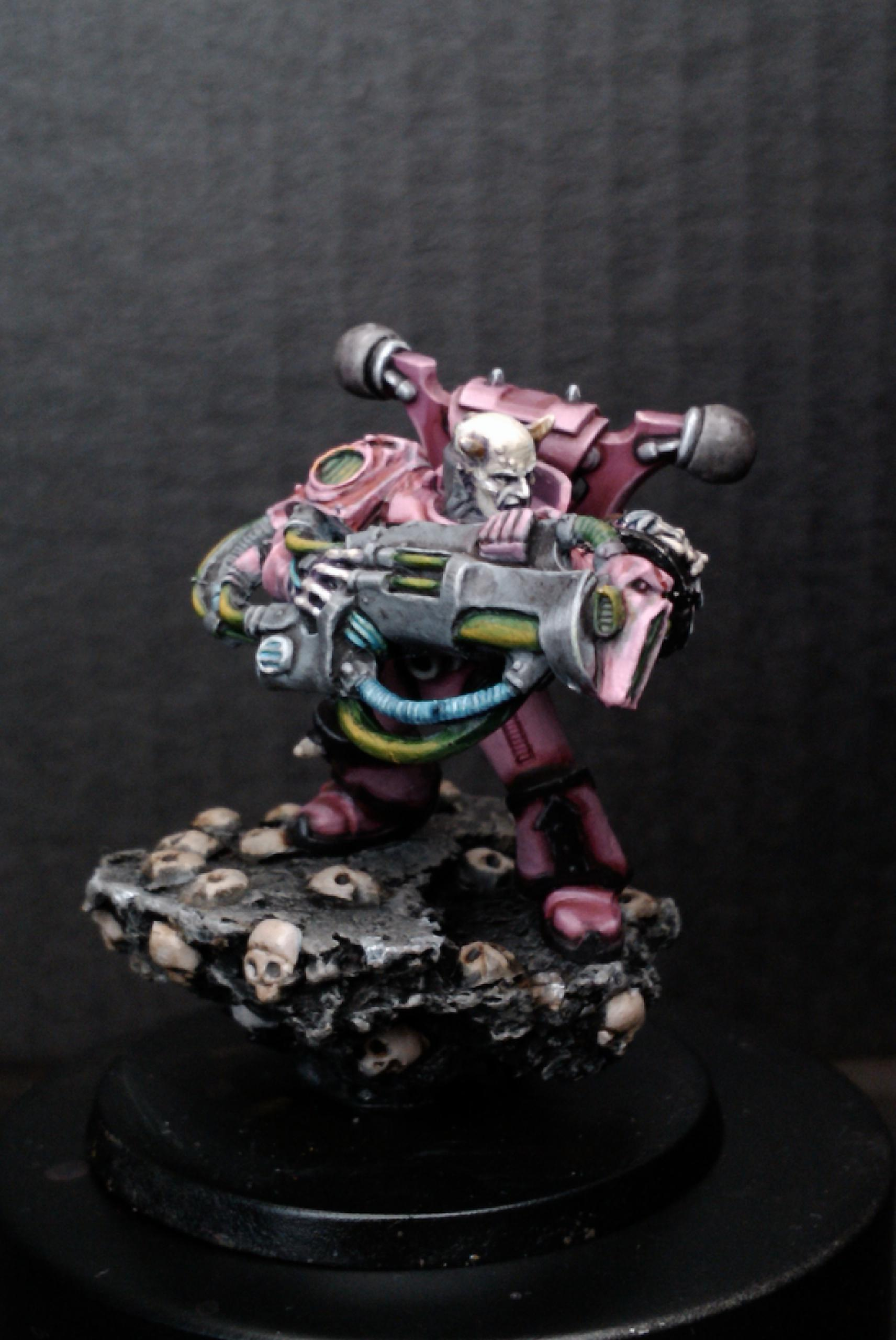 Chaos Space Marines, Emperor's Children, Noise Marines