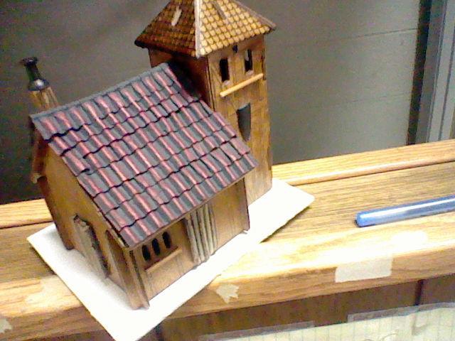 Village House WIP