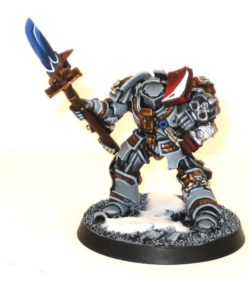 Daemonhunters, Grey Knights, Omega