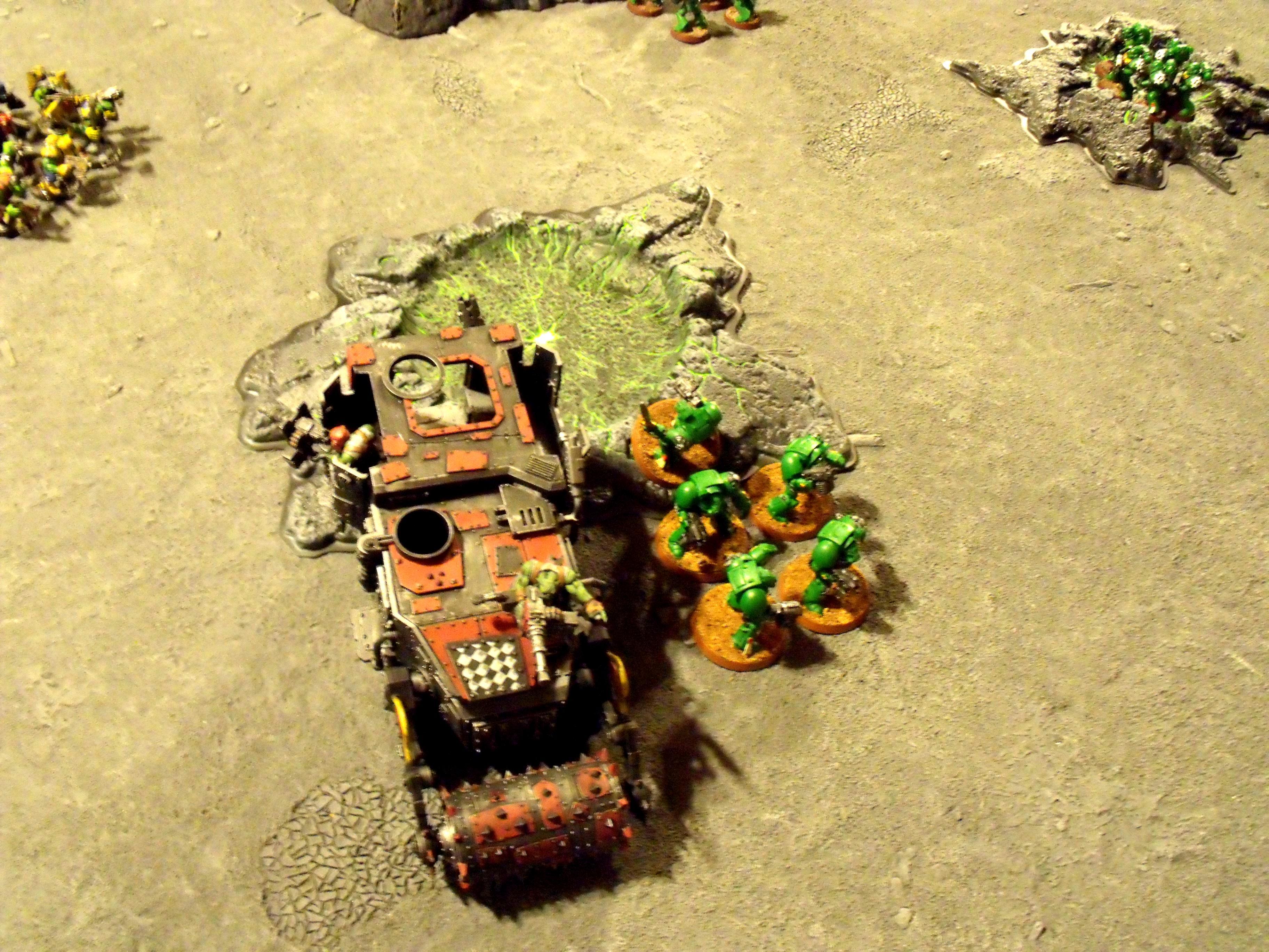 Orks, Salamanders, Br14