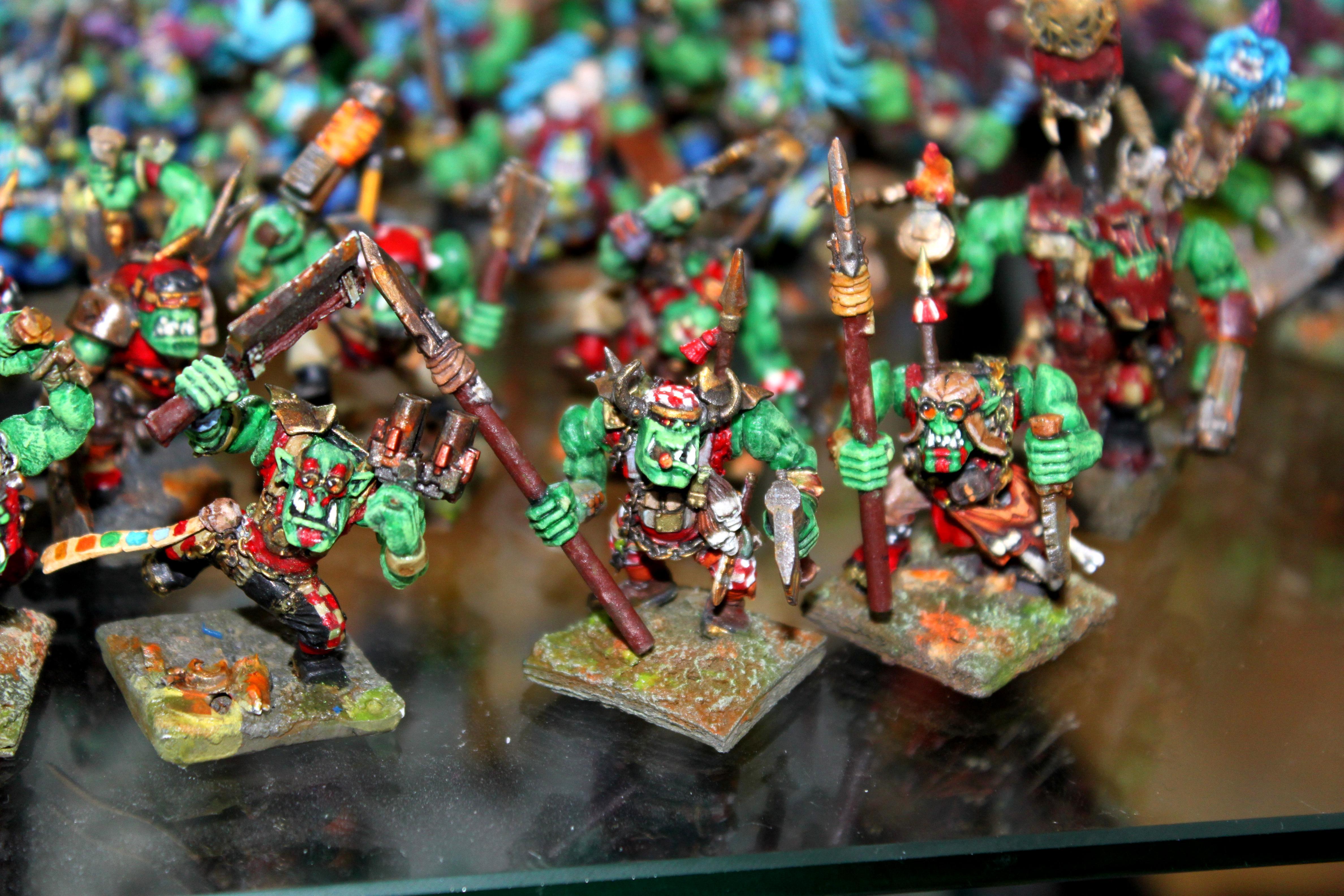 Conversion, Evil Sunz, Magnet, Miniature, Orks, Warhammer 40,000, Warhammer Fantasy