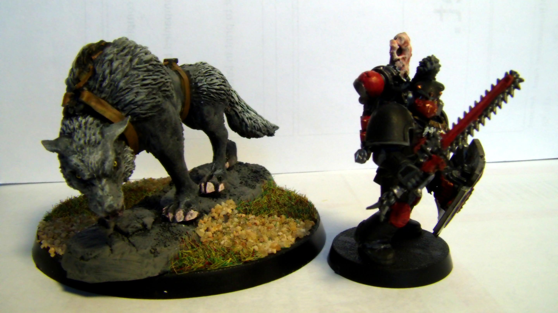 Calvary, Space, Space Wolves, Thunder, Thunderwolf, Thunderwolves, Wolf