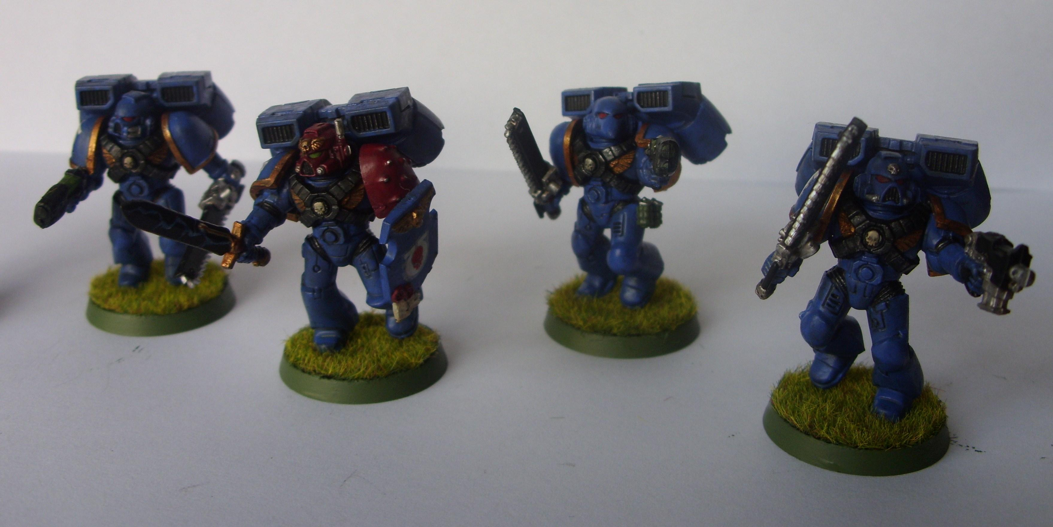 Assault On Black Reach, Assault Squad, Bike, Captain, Chaplain, Devastator, Dreadnought, Jump Pack, Rhino, Scouts, Snipers, Space Marines, Tactical Squad, Ultramarines, Venerable