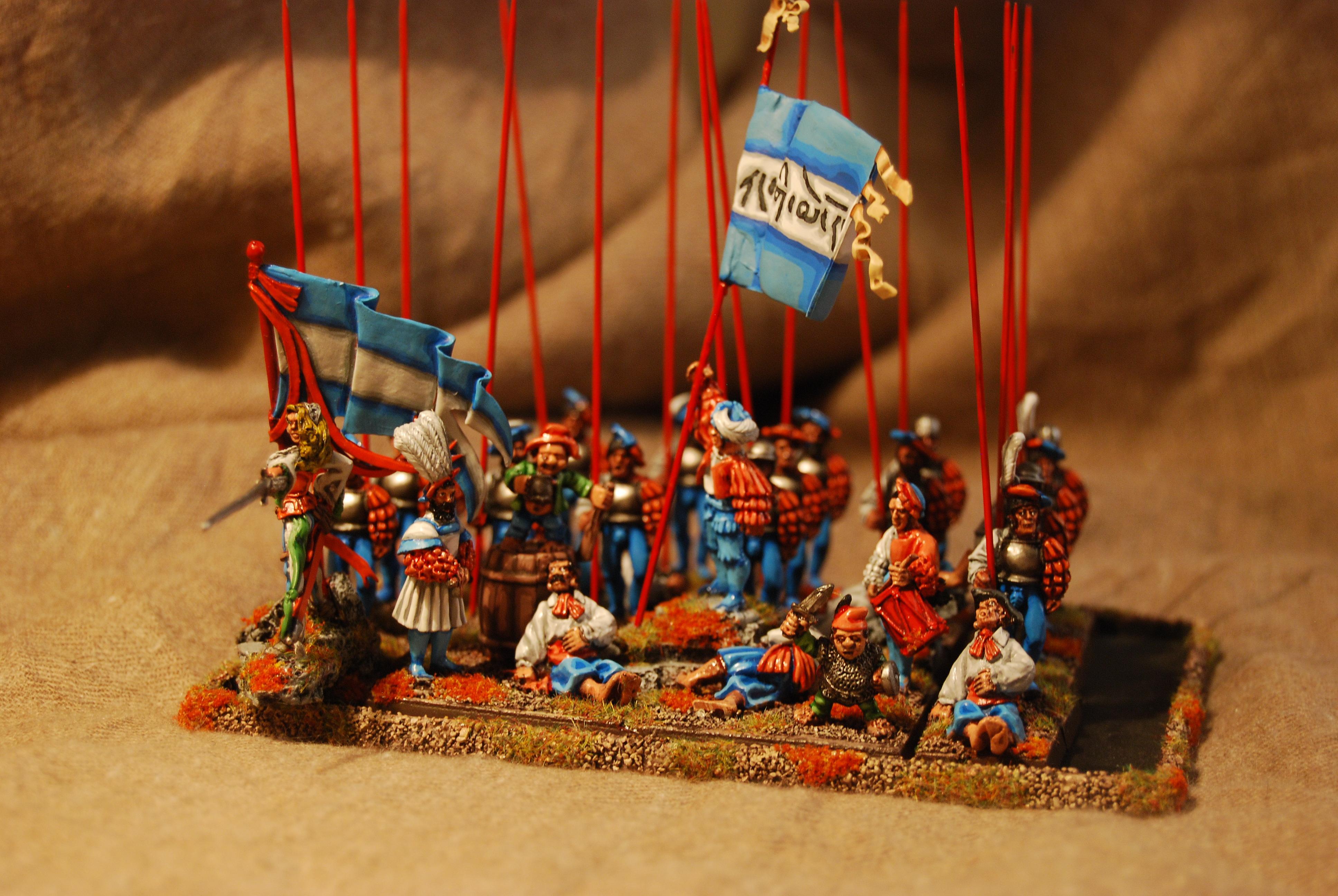 Dogs Of War, Halflings, Pirate, Warhammer Fantasy