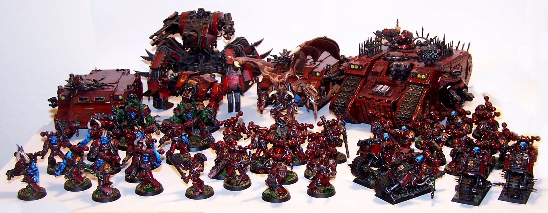 Chaos Space Marines, Warhammer 40,000, Word Bearers