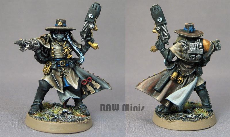 Character, Grey Knights, Inquisitor, Painting, Skull, Warhammer 40,000