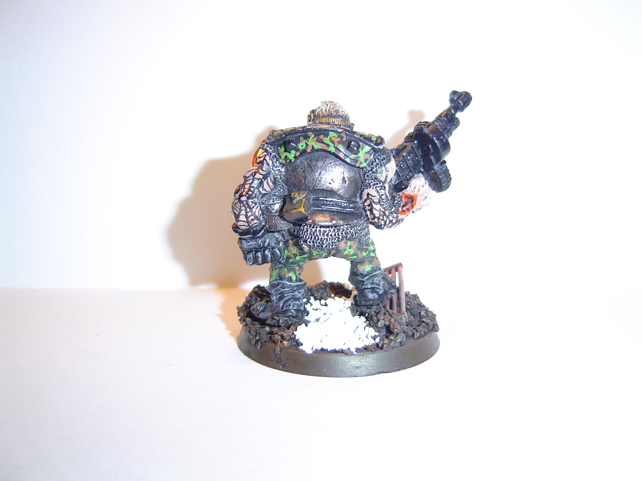 4ok, Imperial Guard, Steel Legion