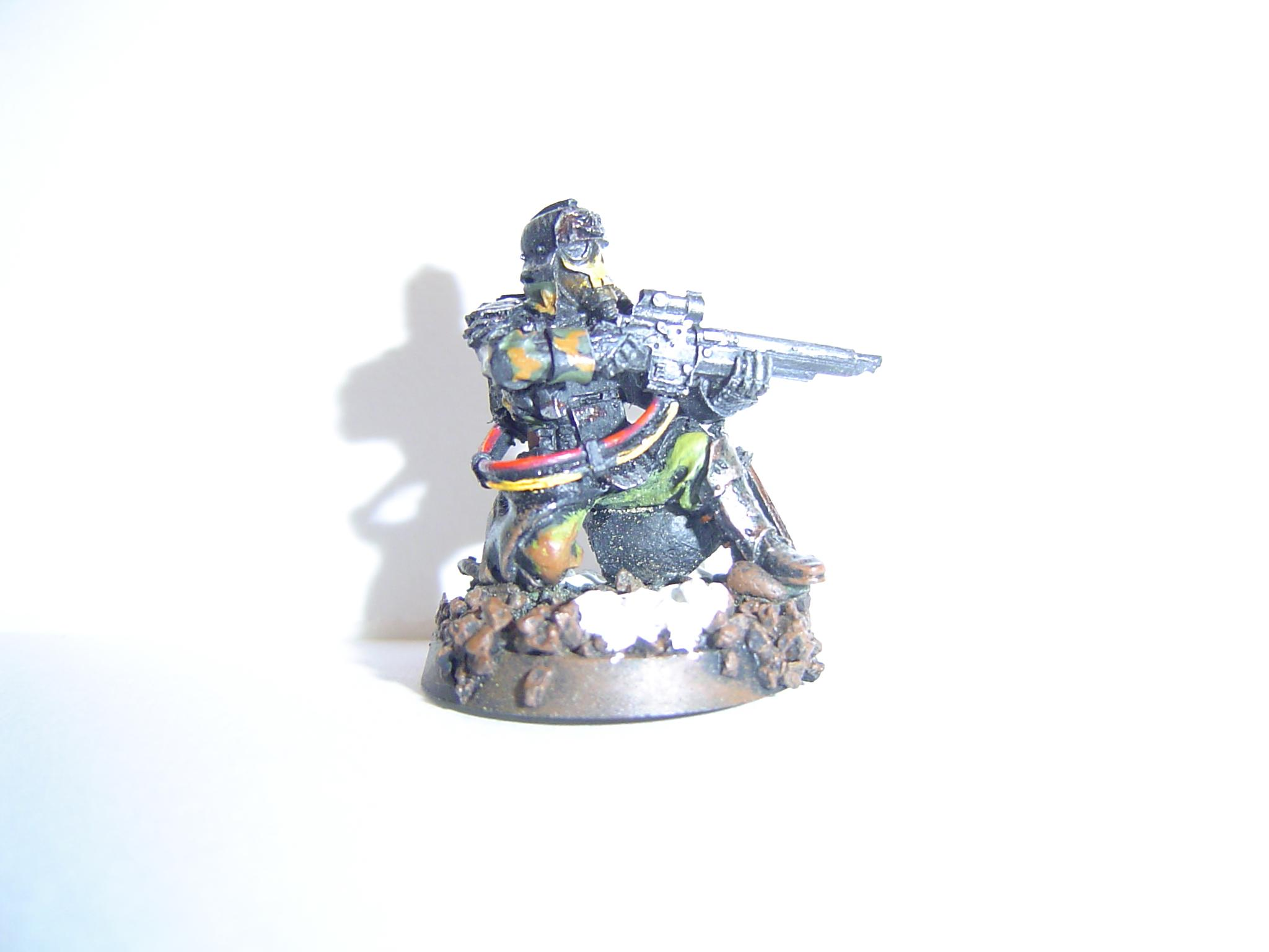 4ok, Imperial Guard, Steel Legion