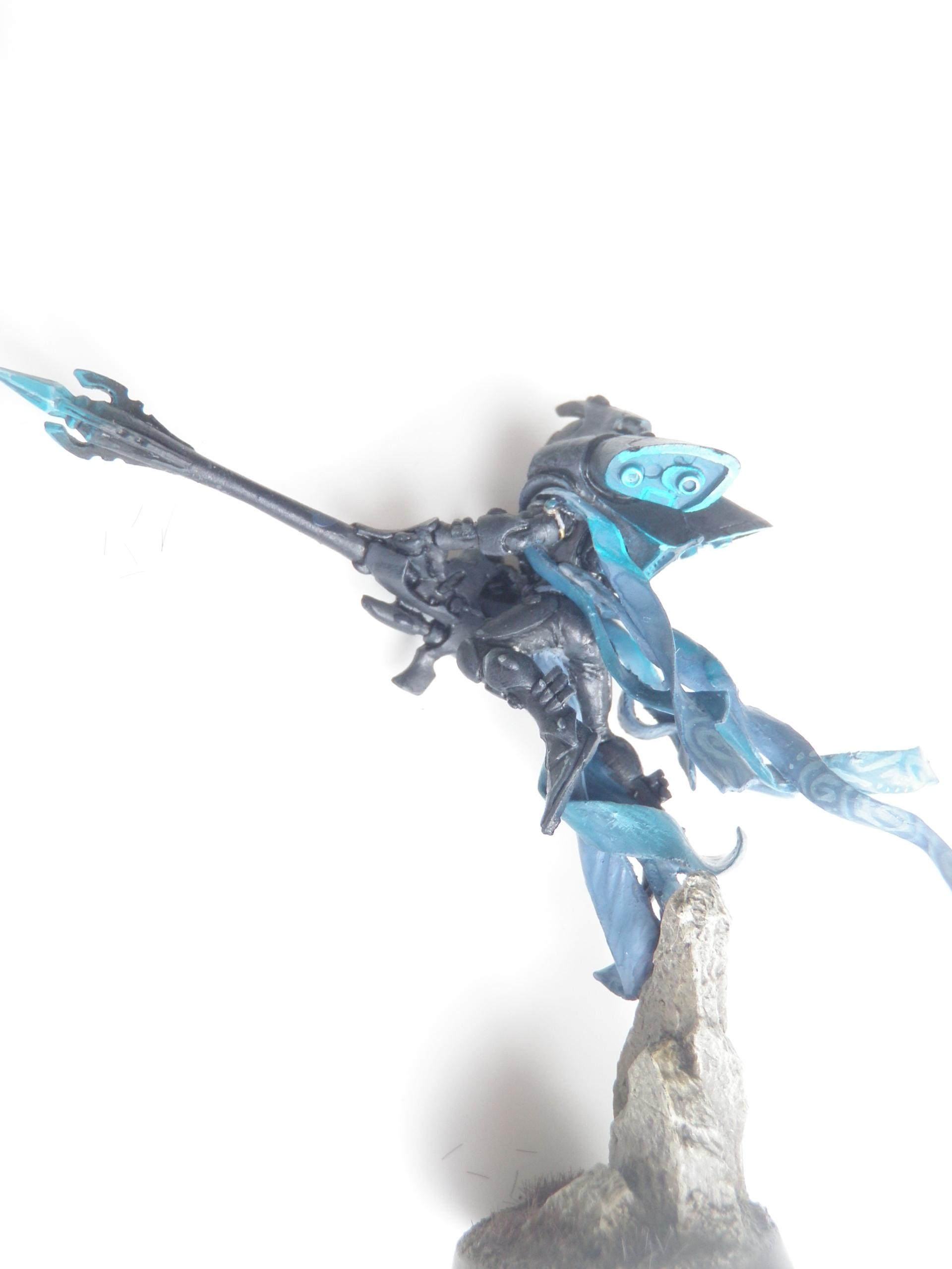 Aspect Warrior, Eldar, Shadow Spectres, Spectres, Warhammer 40,000