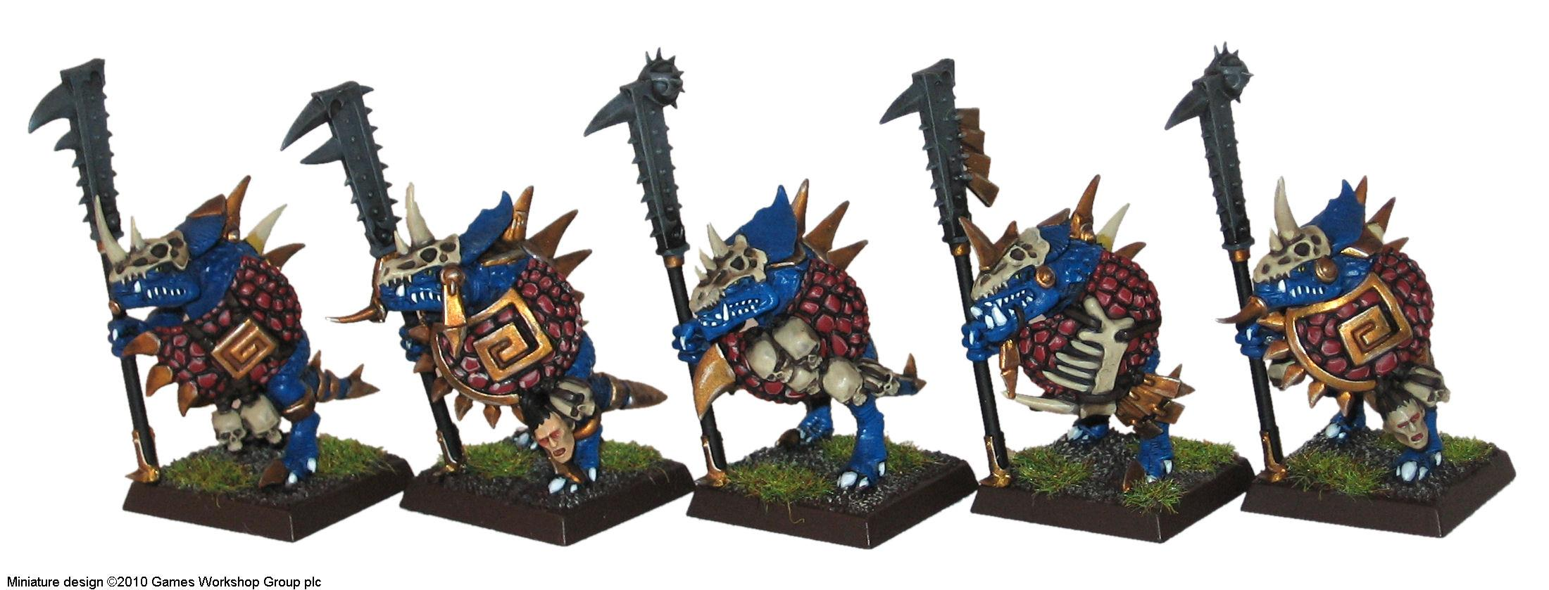 Lizardmen, Omega, Saurus, Temple, Warhammer Fantasy