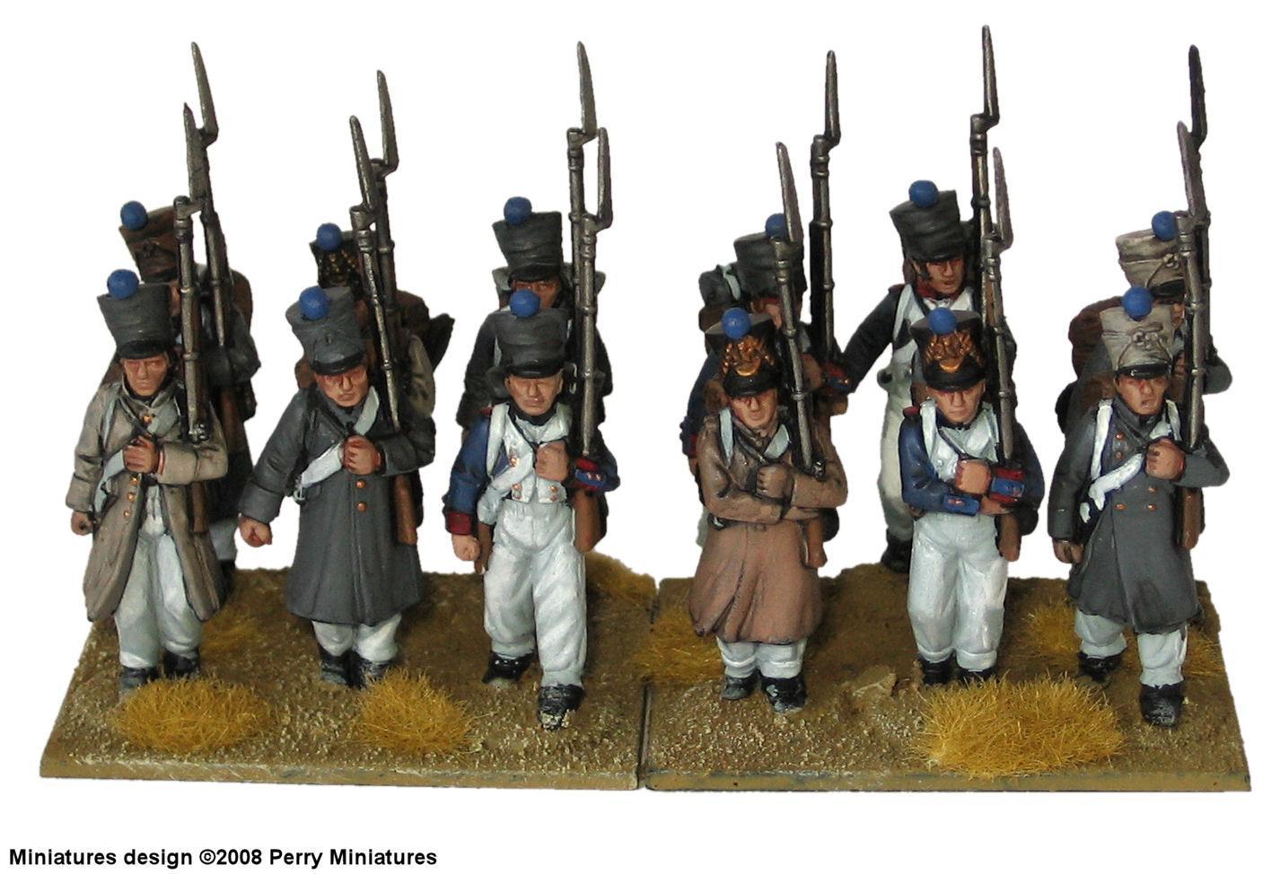 Black Powder, French, Napoleonic, Omega, Perry