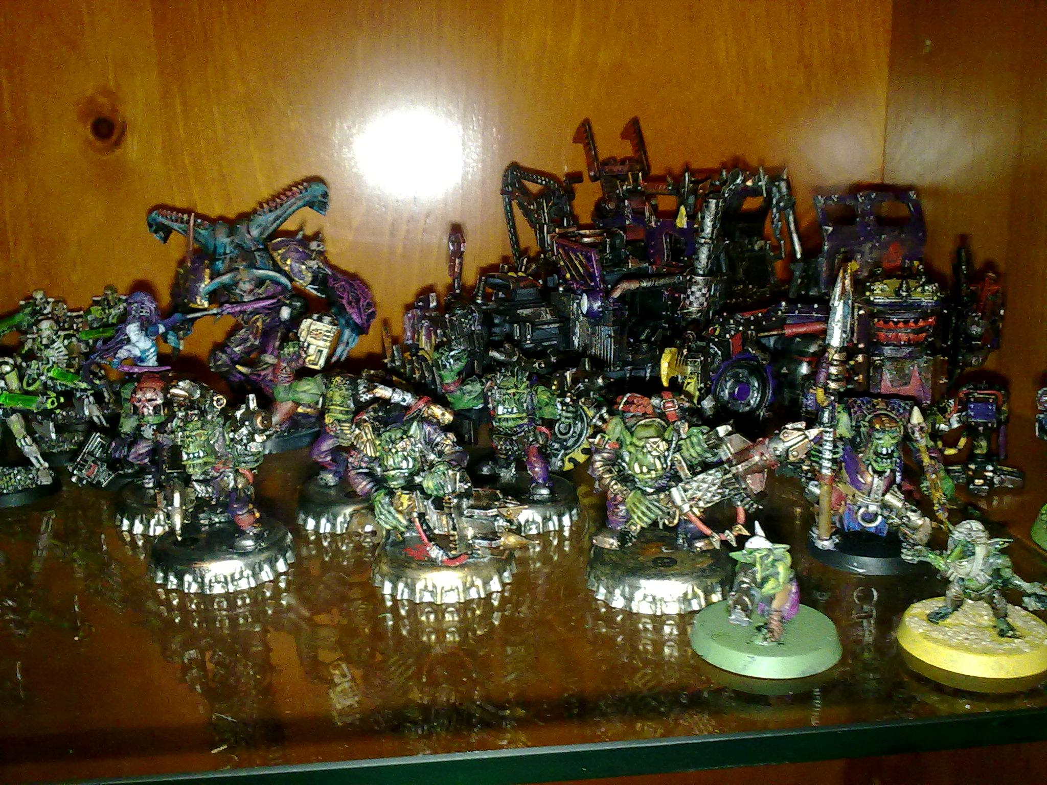 Base, Orks, Painted, Tankbustas