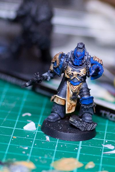 Librarian, Loth, Psyker, Red Scorpions, Sevrin Loth, Space Marines