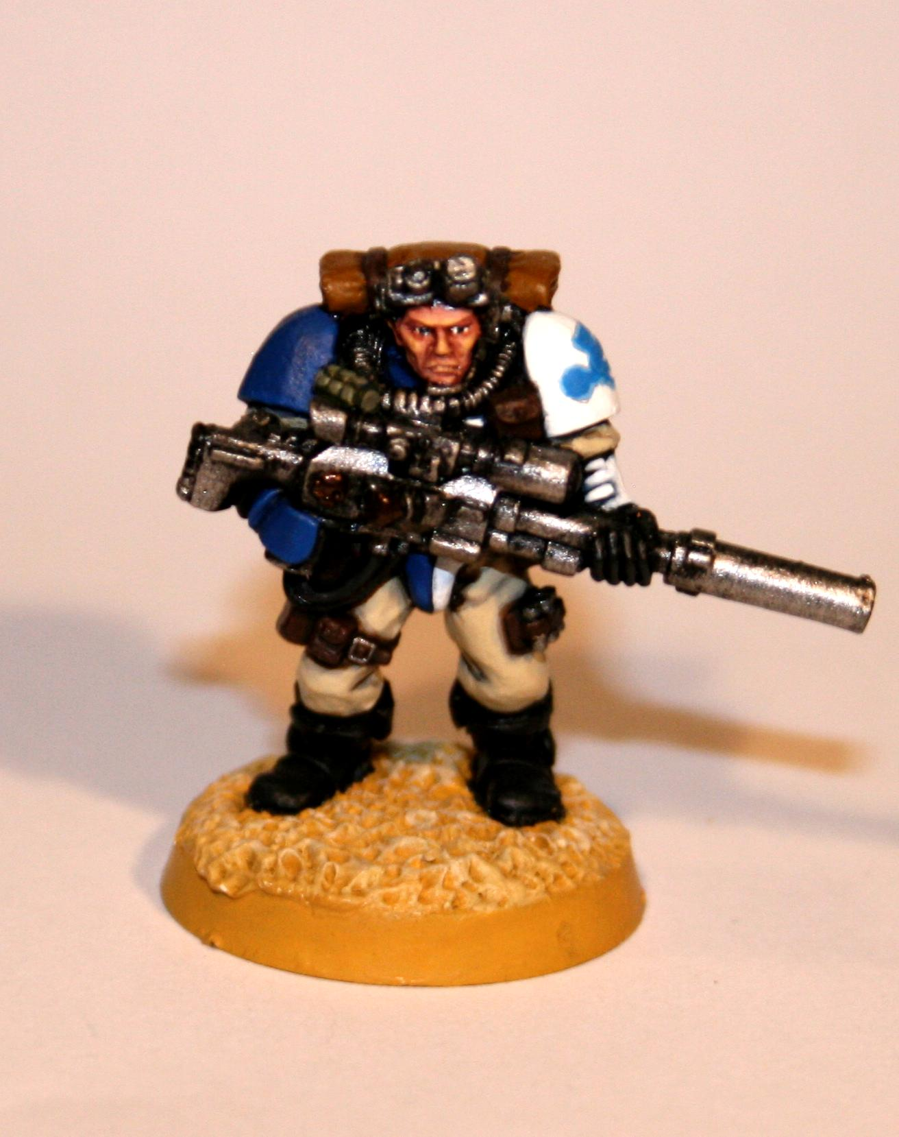 Eagle Warriros, Scouts, Space Marines