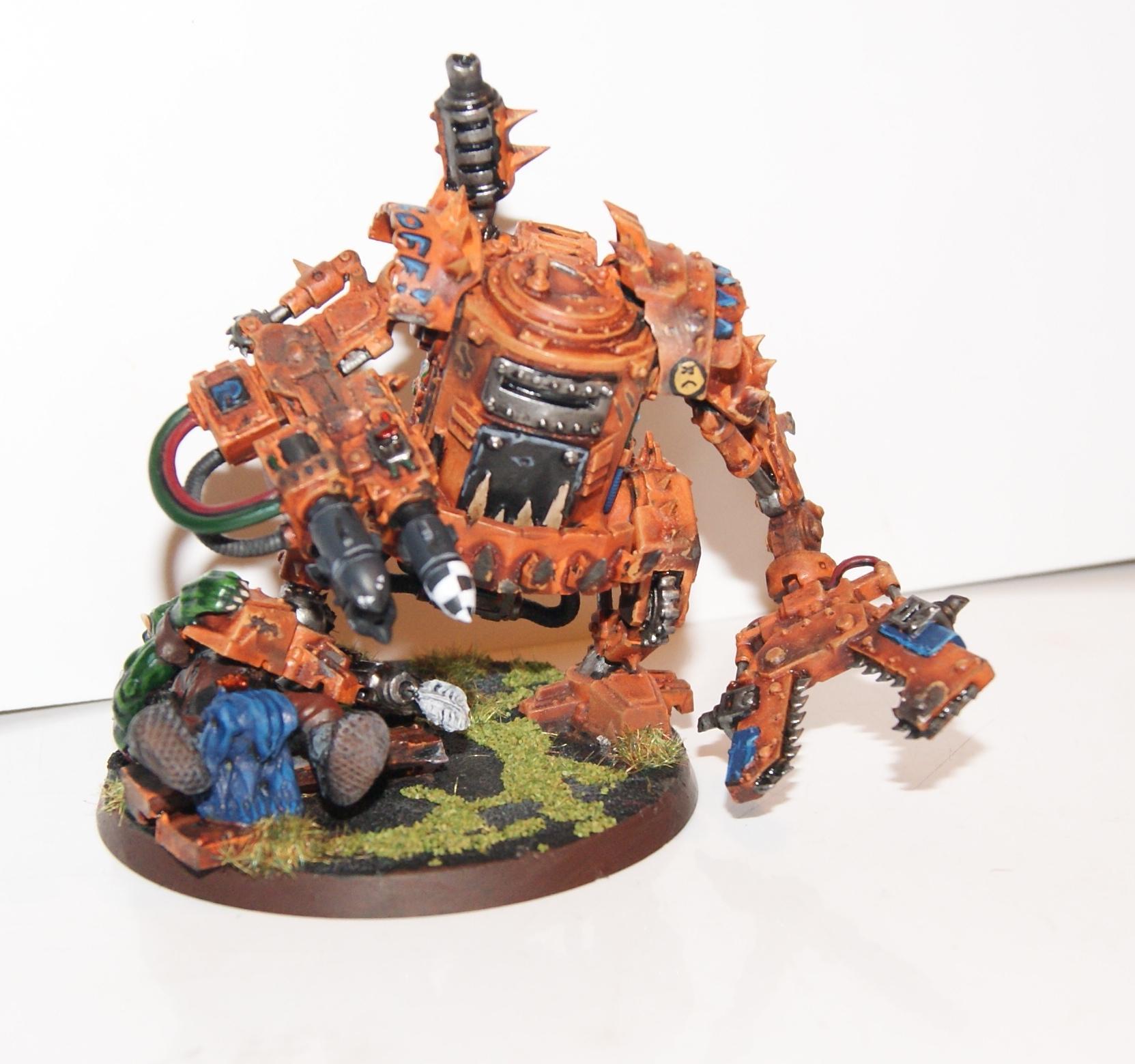 Conversion, Grot Rebellion, Grot Rebels, Killa Kan, Orks, Warhammer 40,000