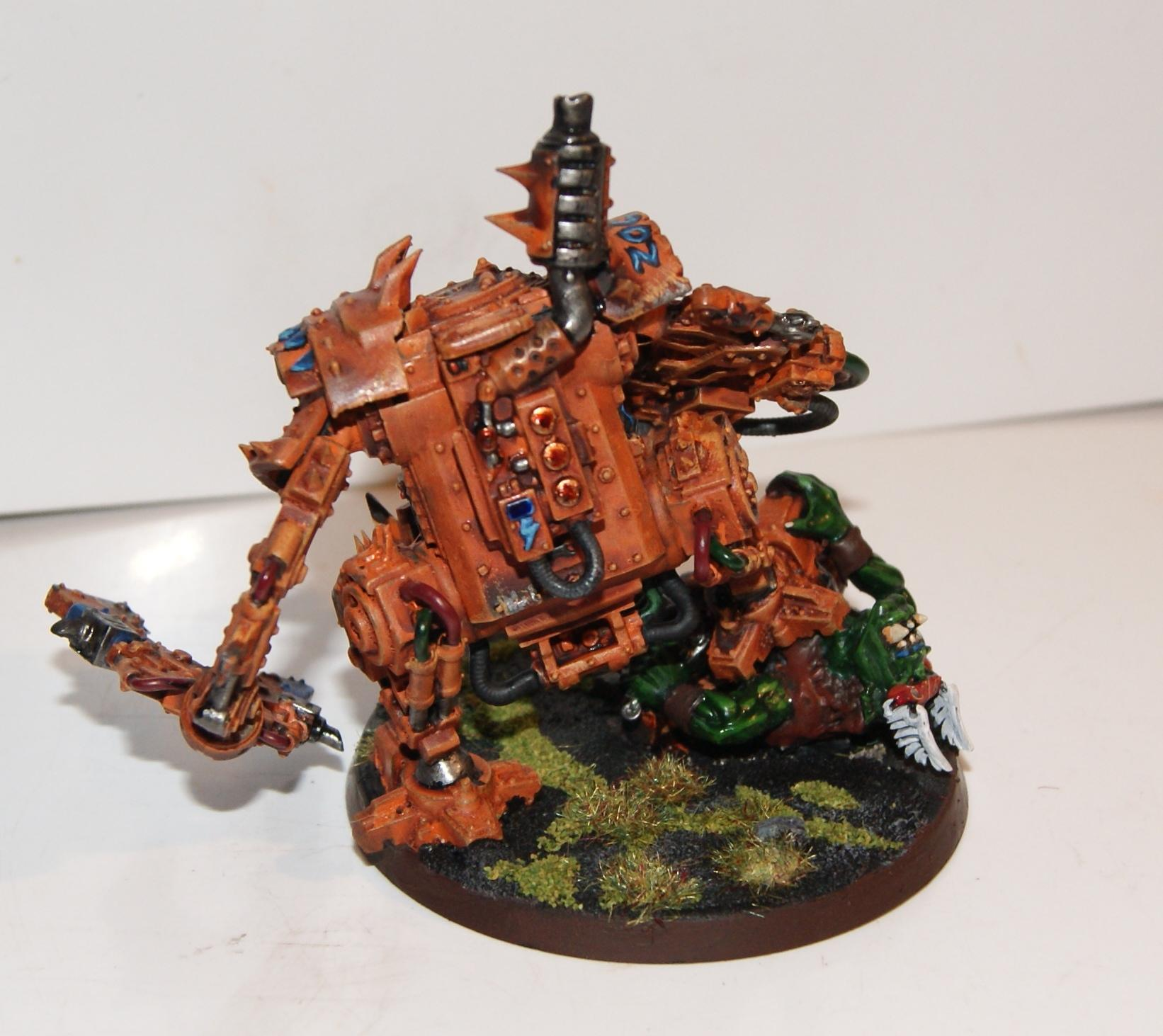 Conversion, Grot Rebellion, Grot Rebels, Killa Kan, Warhammer 40,000