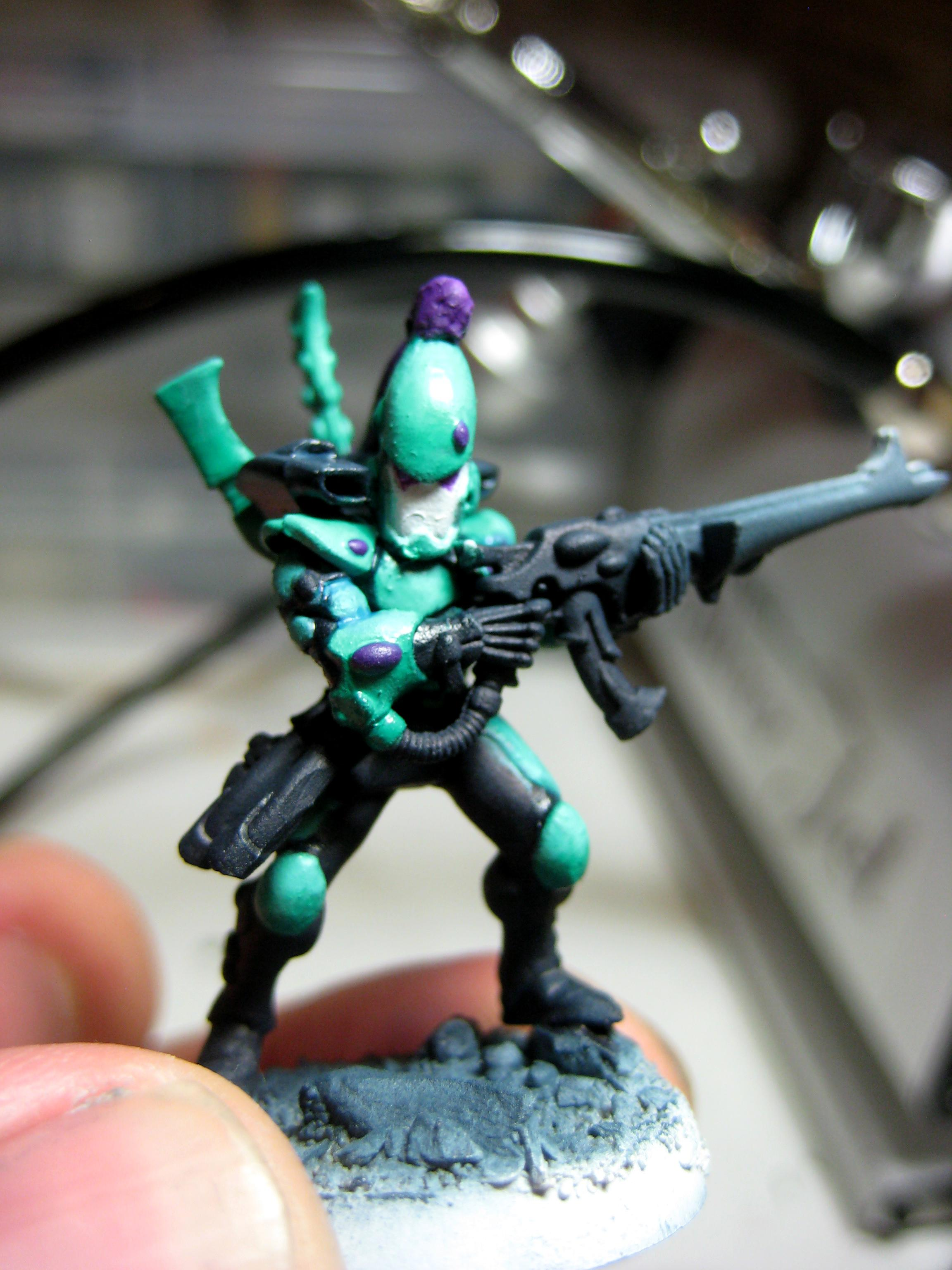Conversion, Eldar, Guardians, Pip, Work In Progress